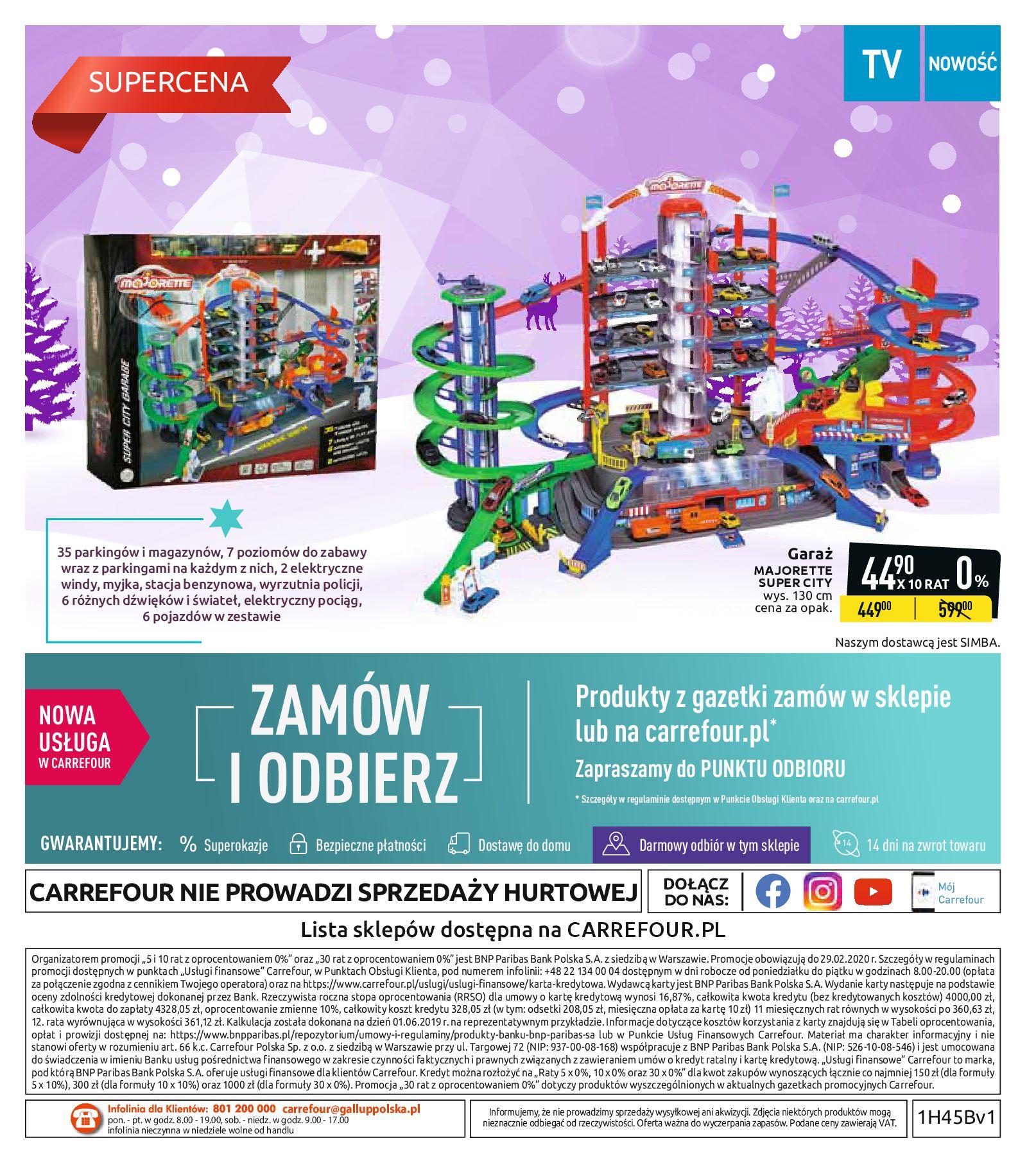 Gazetka Carrefour - Czary mary-03.11.2019-24.12.2019-page-80