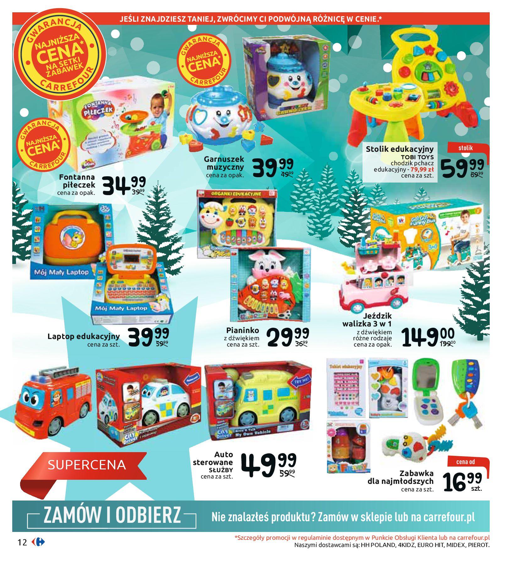 Gazetka Carrefour - Czary mary-03.11.2019-24.12.2019-page-12