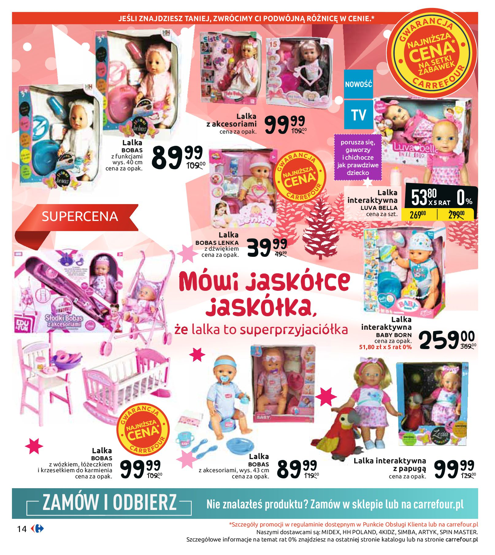 Gazetka Carrefour - Czary mary-03.11.2019-24.12.2019-page-14