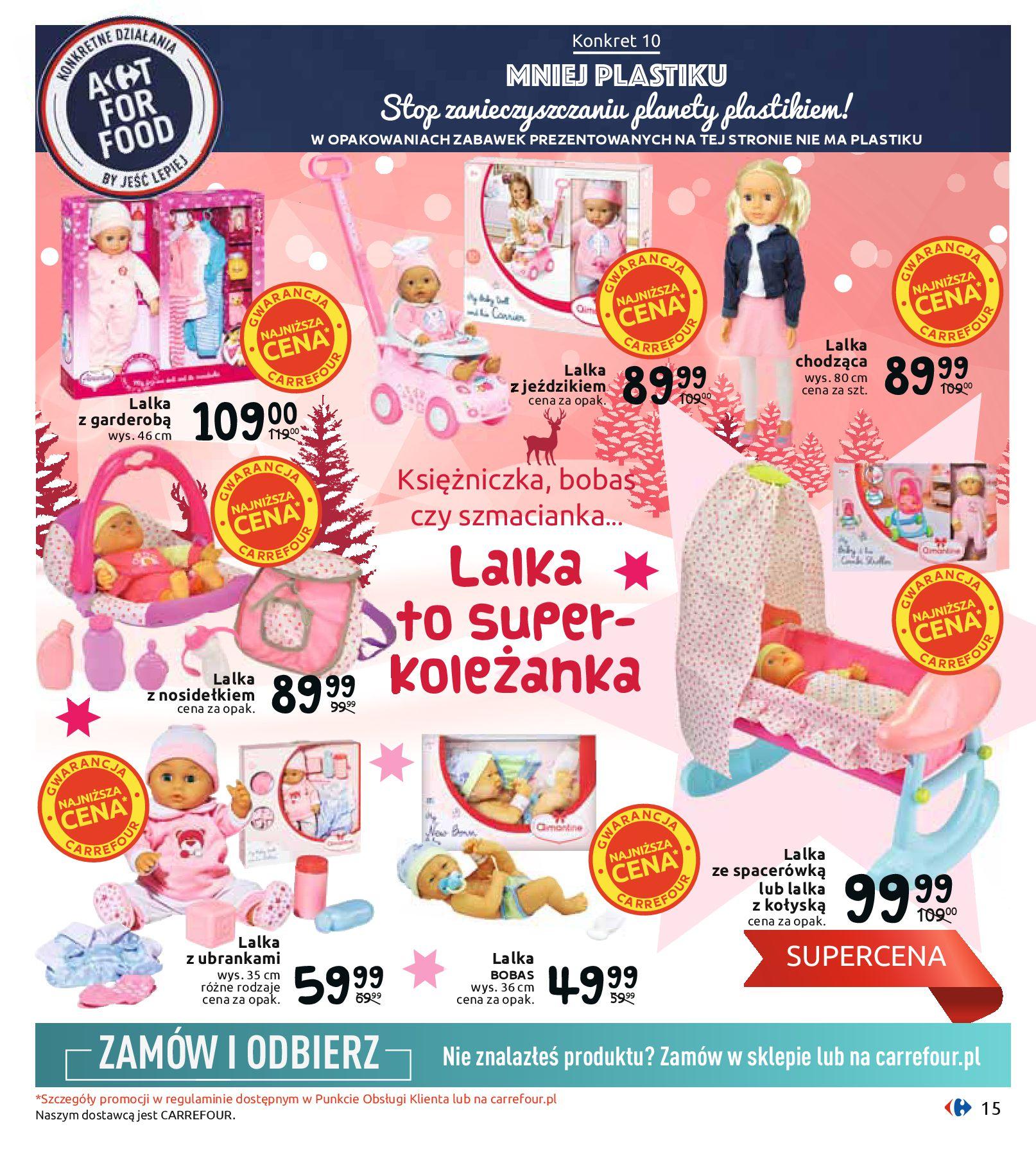 Gazetka Carrefour - Czary mary-03.11.2019-24.12.2019-page-15
