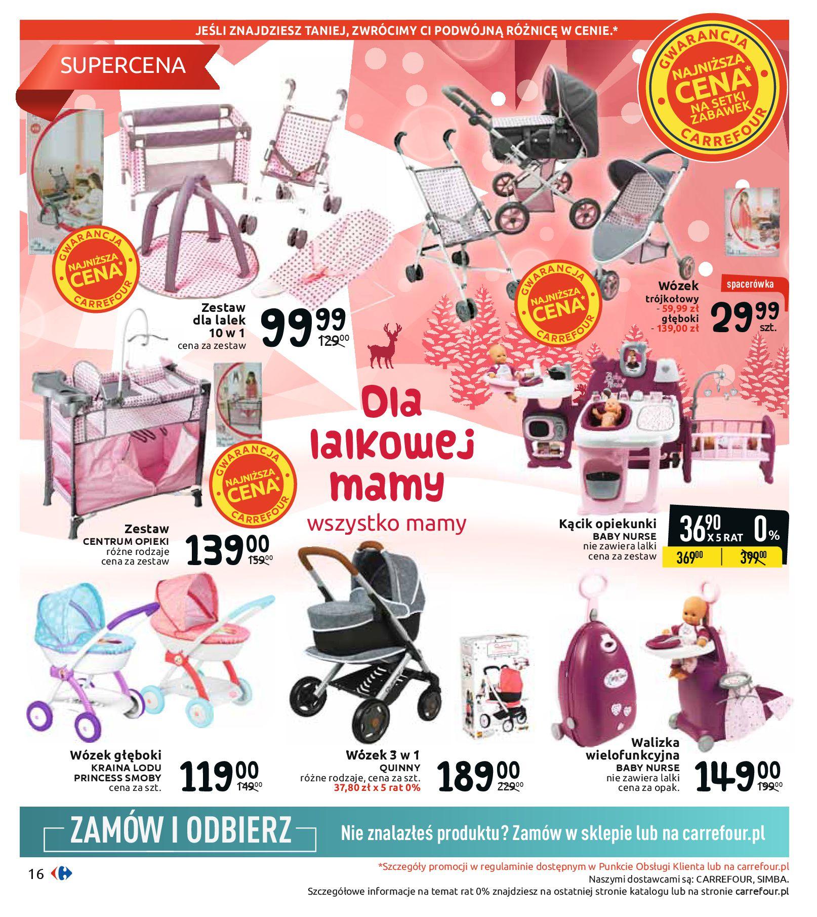 Gazetka Carrefour - Czary mary-03.11.2019-24.12.2019-page-16