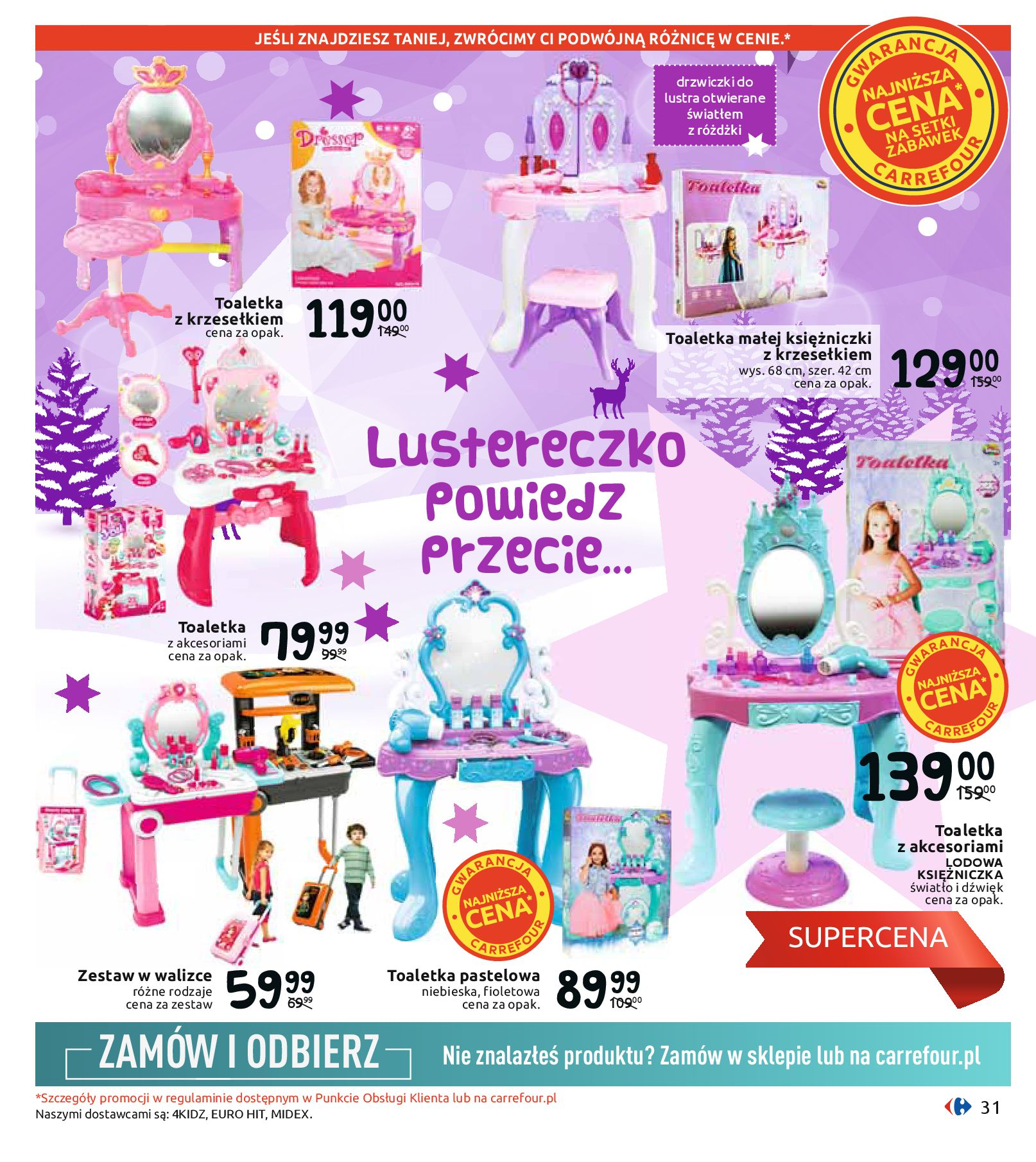 Gazetka Carrefour - Czary mary-03.11.2019-24.12.2019-page-31