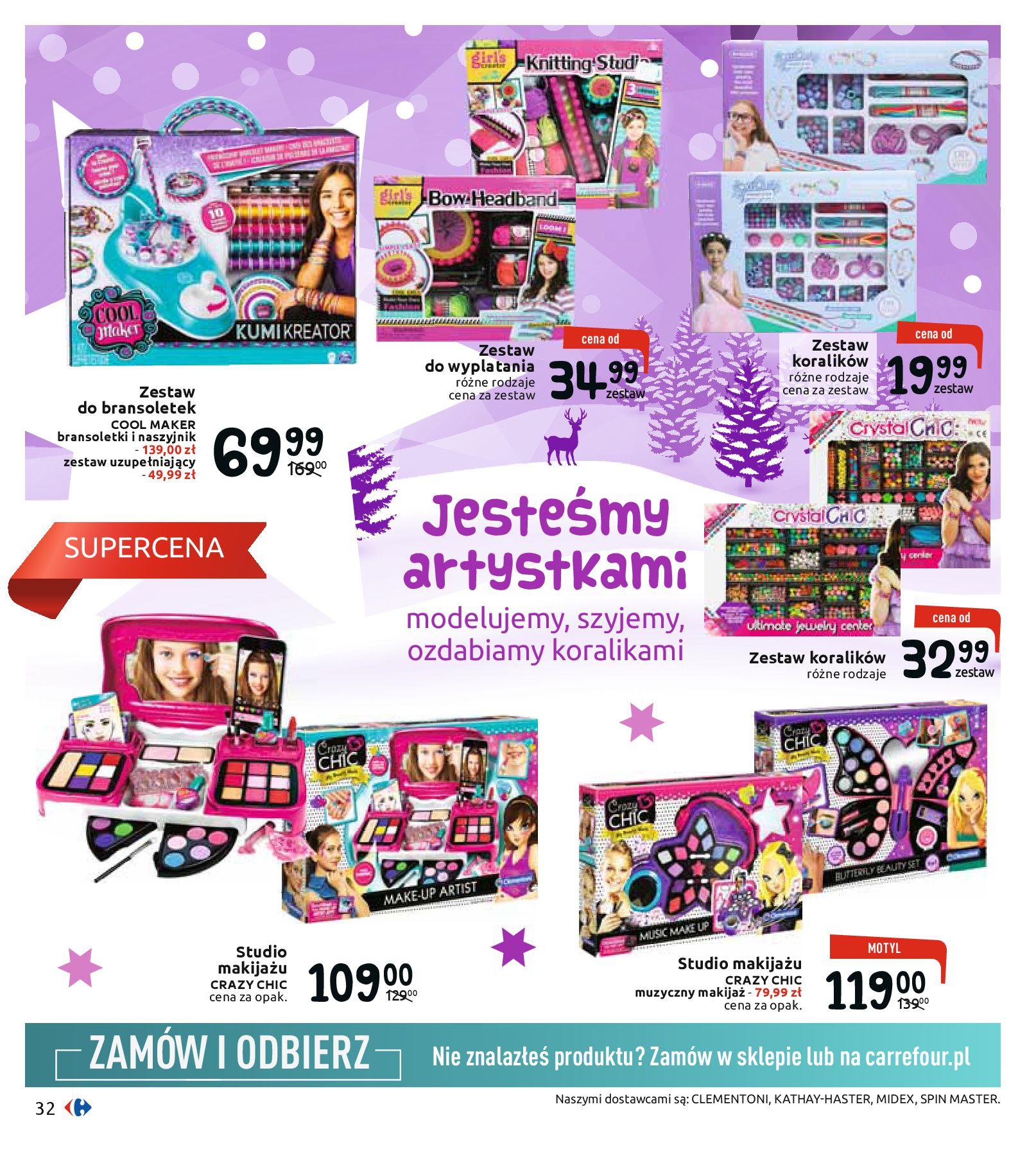 Gazetka Carrefour - Czary mary-03.11.2019-24.12.2019-page-32