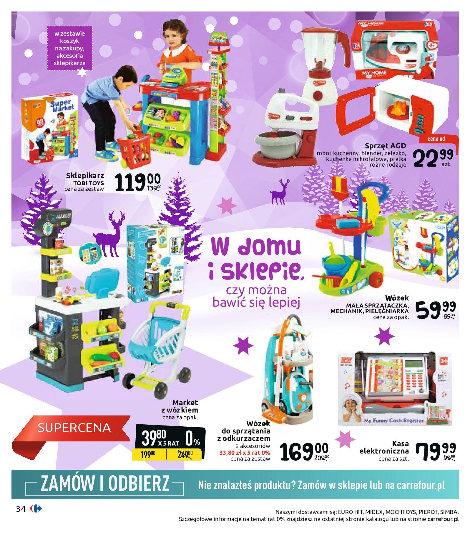 Gazetka Carrefour - Czary mary-03.11.2019-24.12.2019-page-34