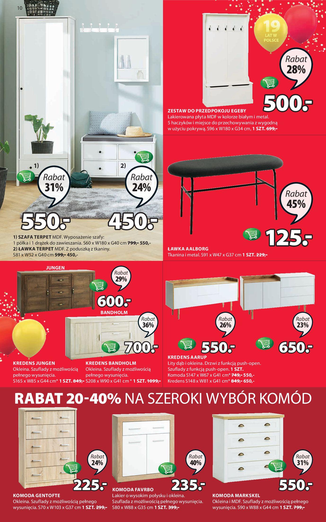 Gazetka Jysk - Oferta tygodnia-04.09.2019-18.09.2019-page-10