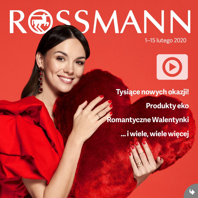 Gazetka Rossmann - Oferta promocyjna-31.01.2020-15.02.2020-page-1