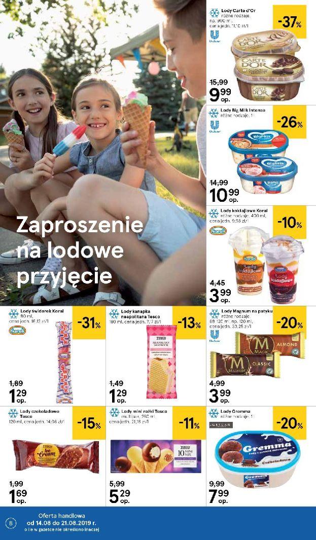 Gazetka Tesco - Oferta na art. spożywcze i kosmetyki-13.08.2019-21.08.2019-page-8