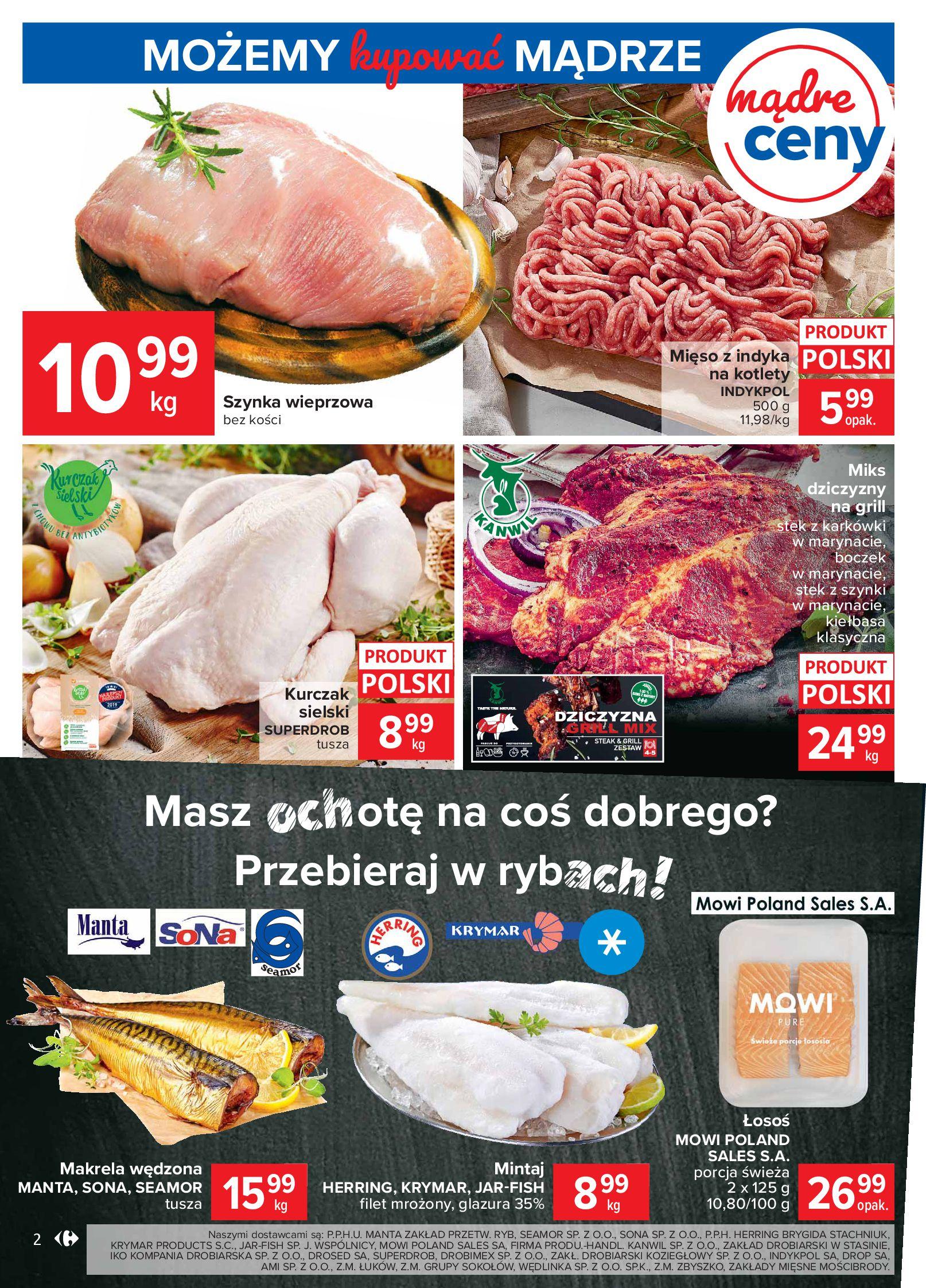 Gazetka Carrefour - Oferta handlowa-03.08.2020-10.08.2020-page-2