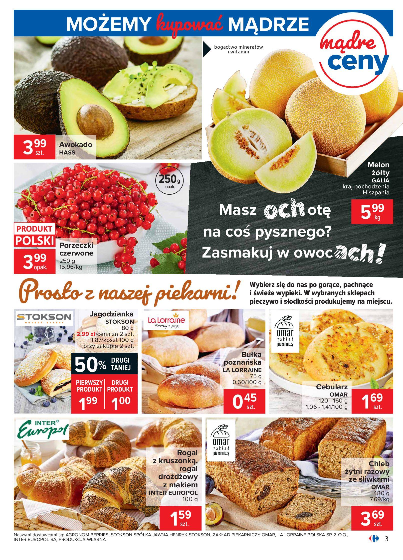 Gazetka Carrefour - Oferta handlowa-03.08.2020-10.08.2020-page-3