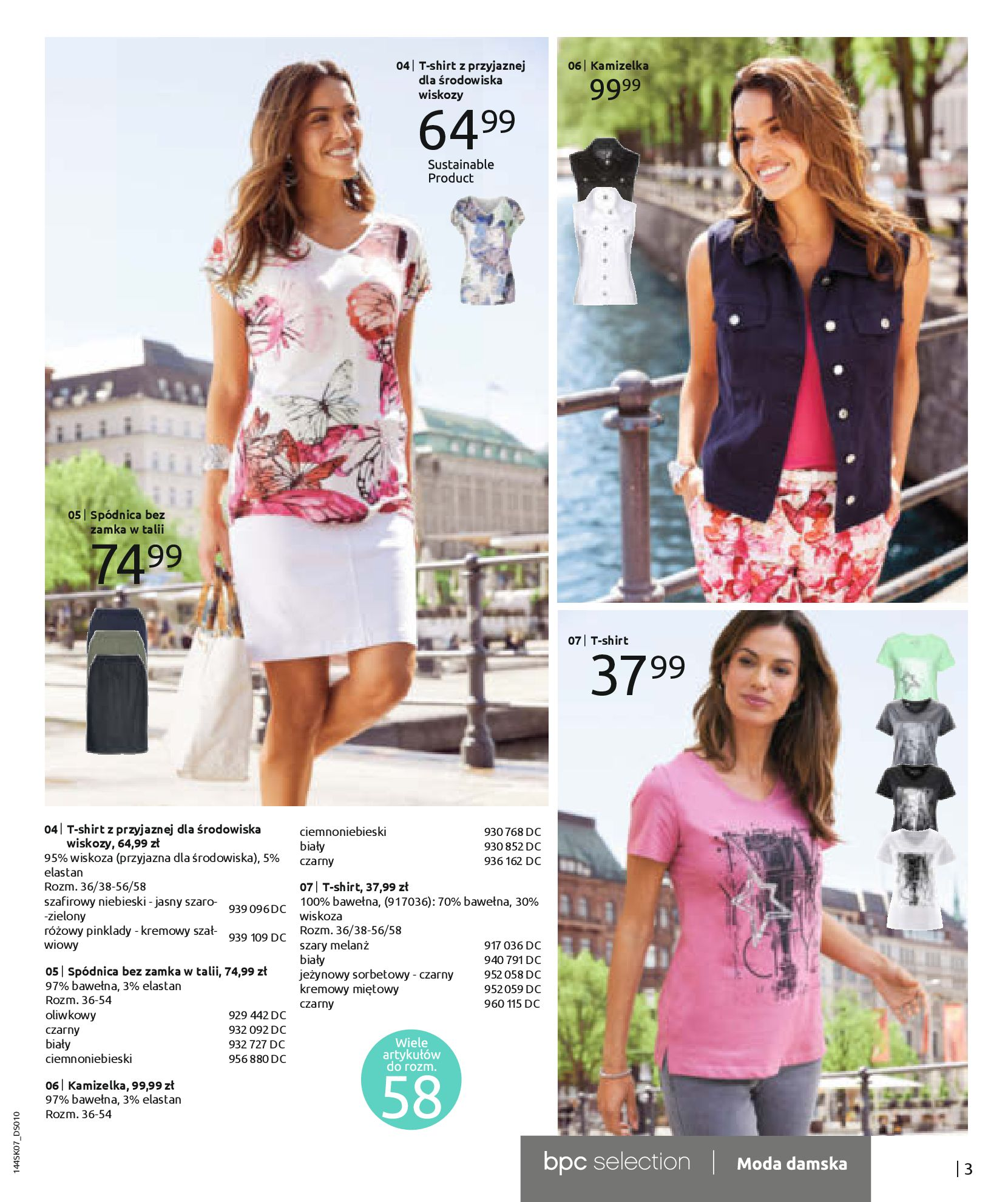Gazetka Bonprix: Katalog Bonprix - Kwiatowe desenie 2021-09-09 page-5