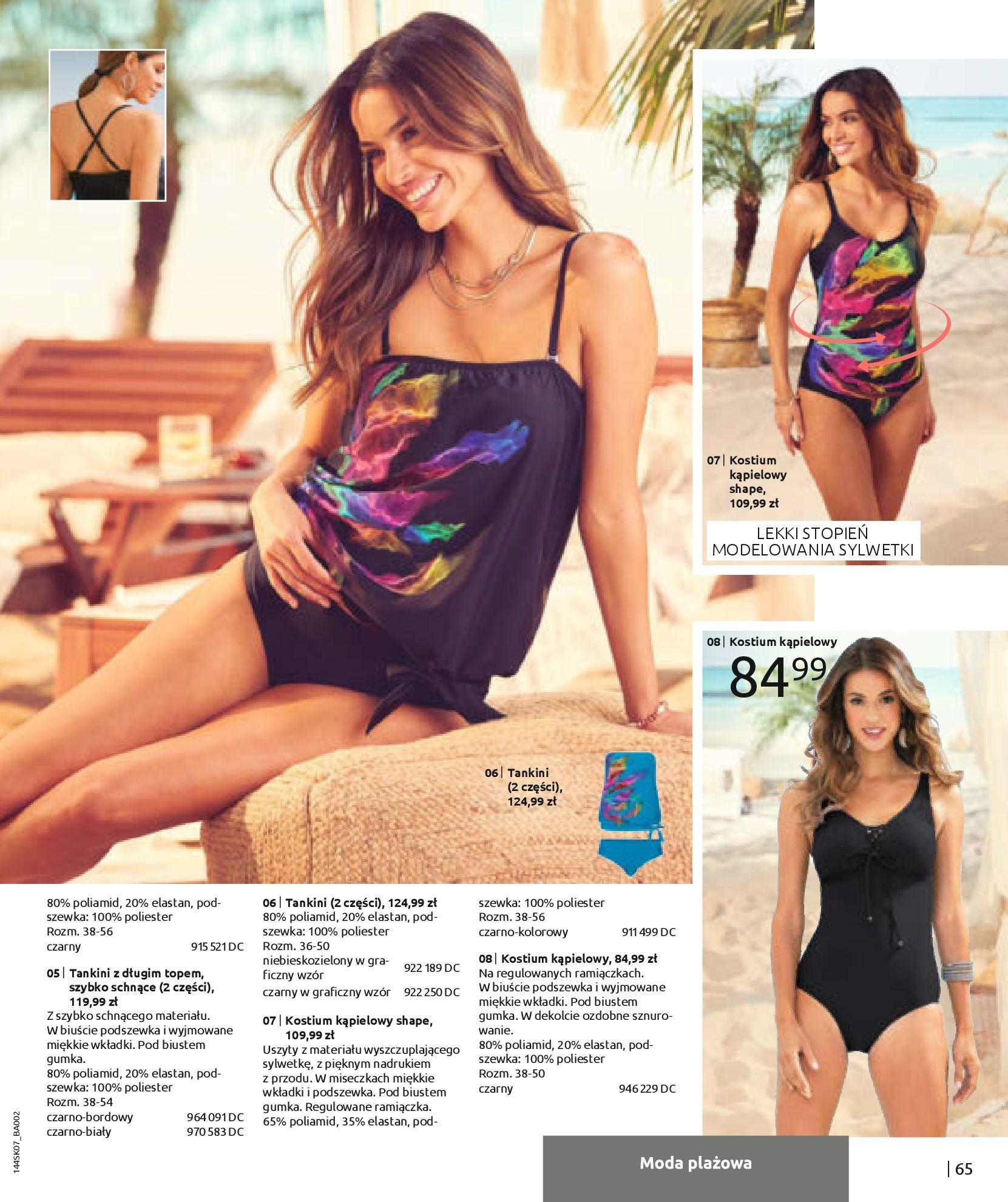 Gazetka Bonprix: Katalog Bonprix - Kwiatowe desenie 2021-09-09 page-67