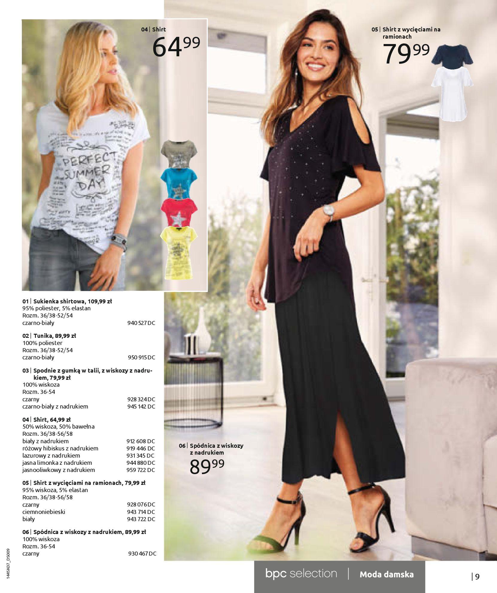 Gazetka Bonprix: Katalog Bonprix - Kwiatowe desenie 2021-09-09 page-11