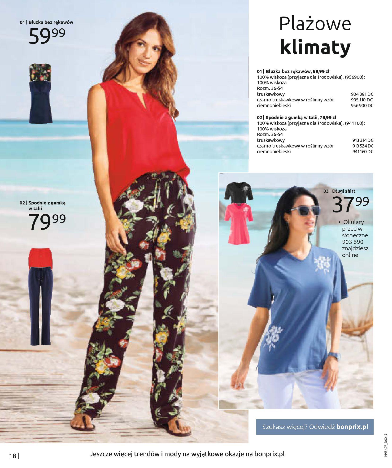 Gazetka Bonprix: Katalog Bonprix - Kwiatowe desenie 2021-09-09 page-20