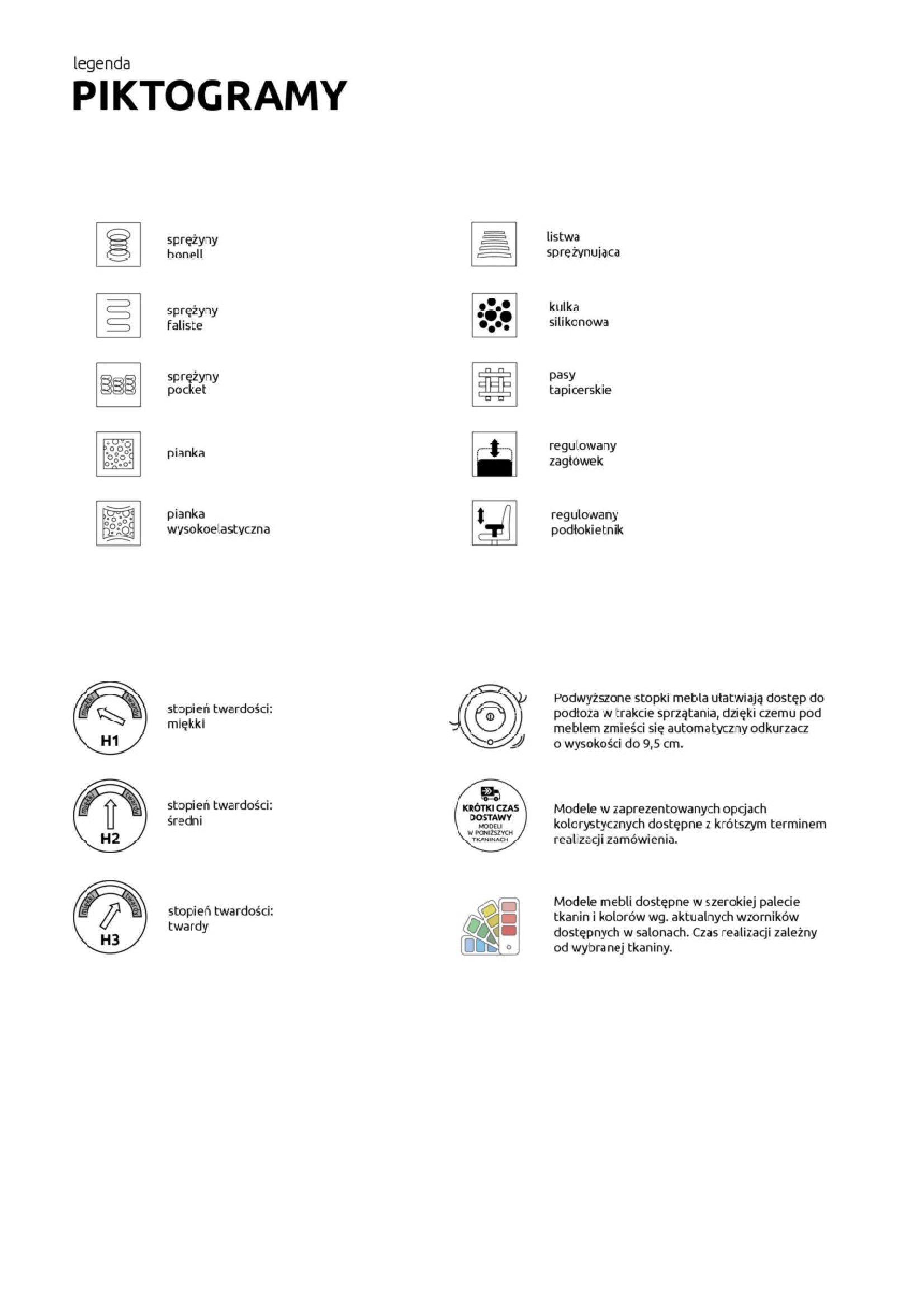 Gazetka Black Red White: Katalog Mebli wypoczynkowych 2021/2022 2021-06-21 page-131