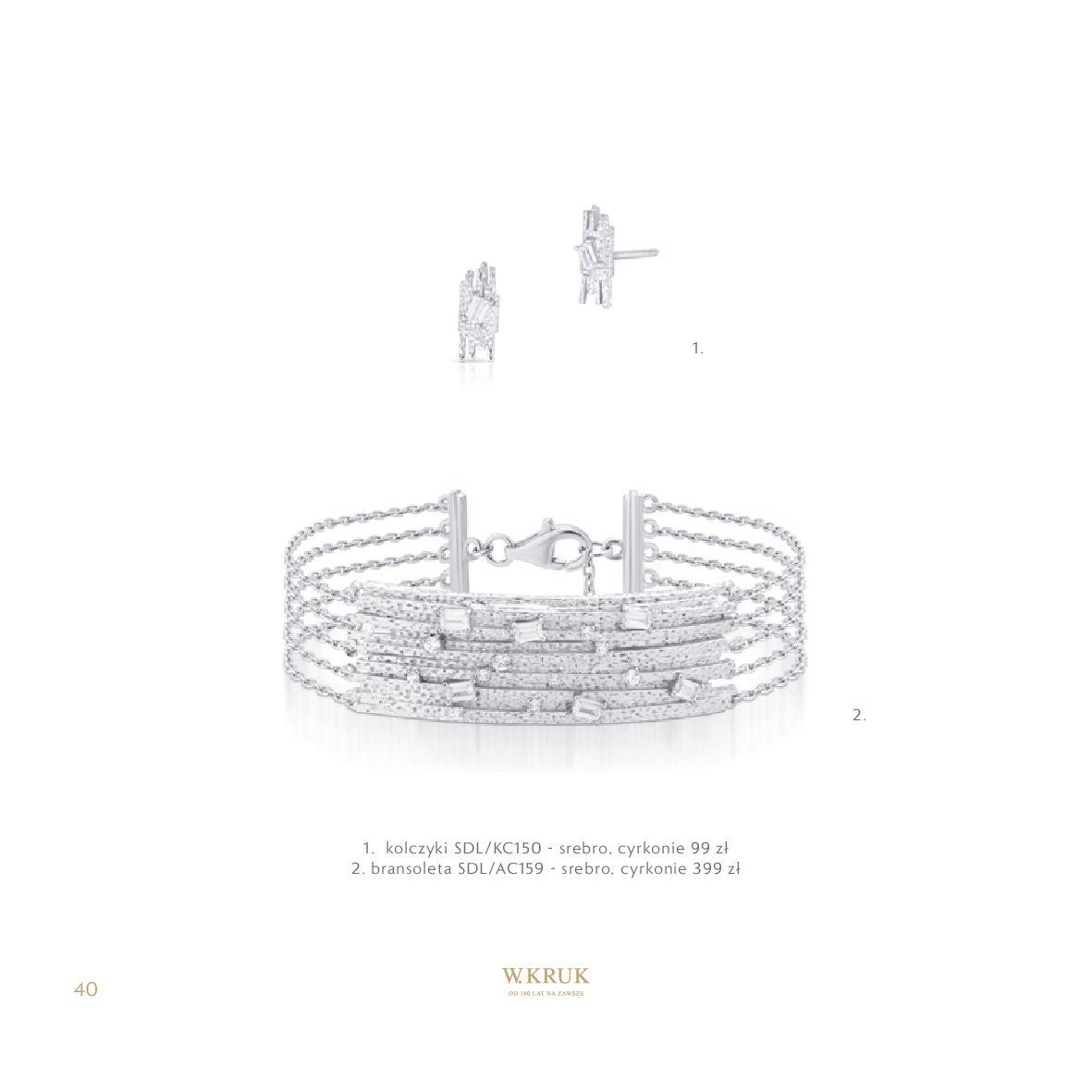 Gazetka W. KRUK: Katalog - Kolekcja Blask 2021-02-17 page-41