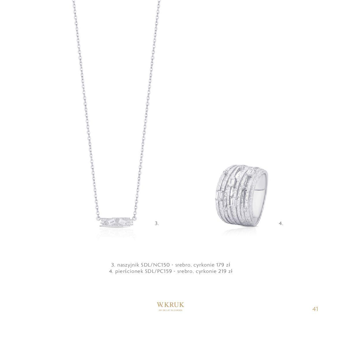 Gazetka W. KRUK: Katalog - Kolekcja Blask 2021-02-17 page-42
