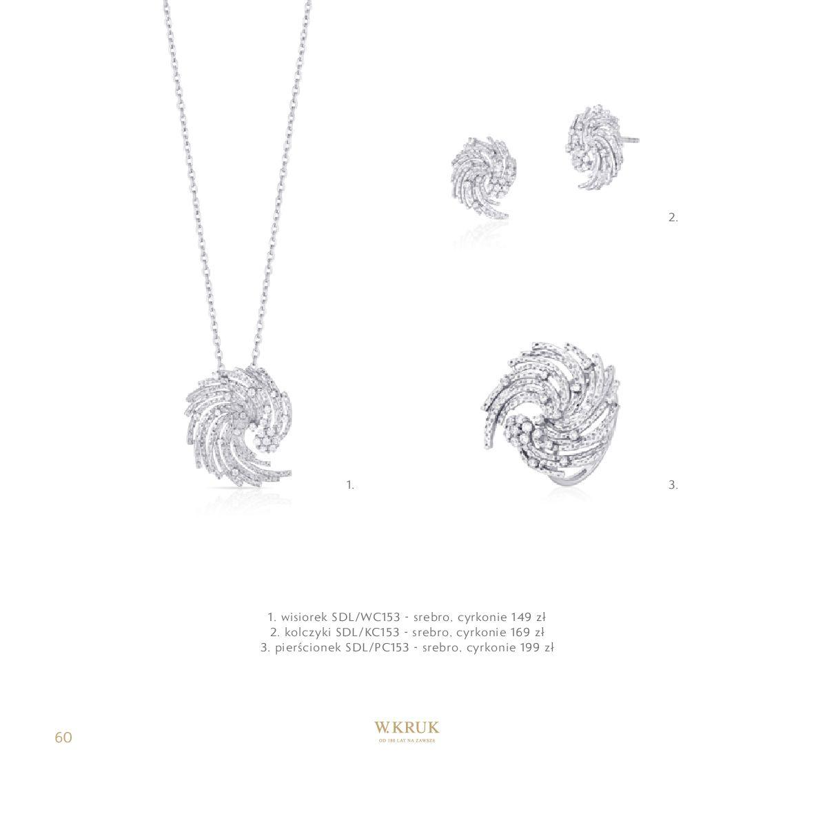 Gazetka W. KRUK: Katalog - Kolekcja Blask 2021-02-17 page-61