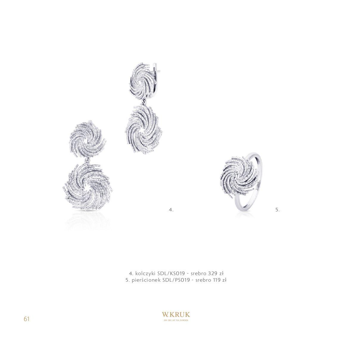 Gazetka W. KRUK: Katalog - Kolekcja Blask 2021-02-17 page-62