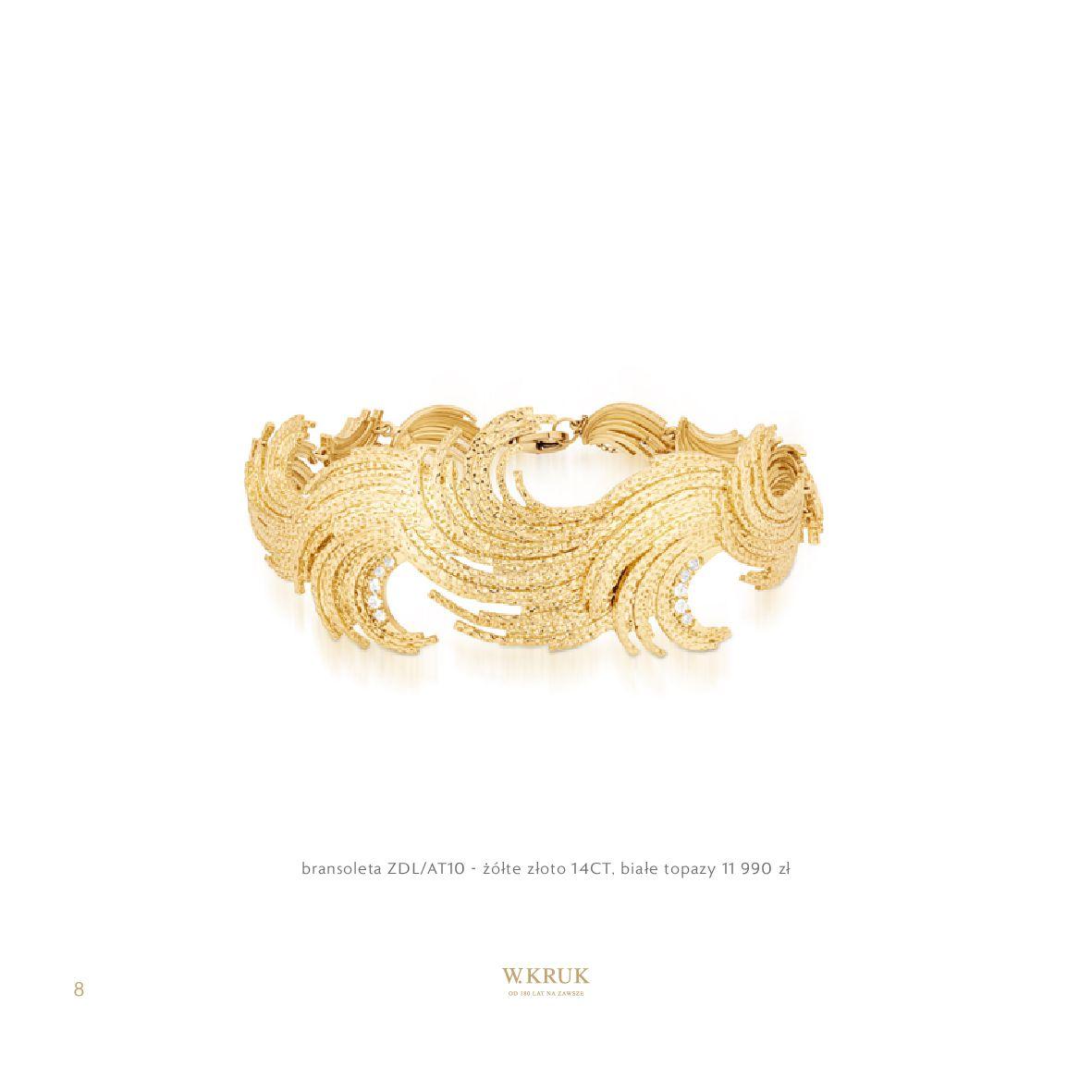 Gazetka W. KRUK: Katalog - Kolekcja Blask 2021-02-17 page-9
