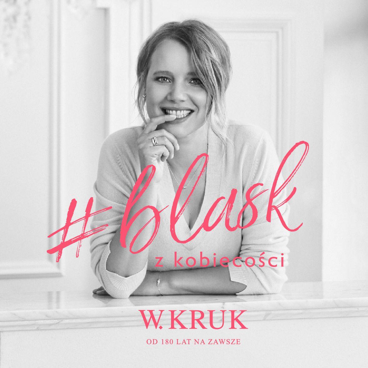 Gazetka W. KRUK: Katalog - Kolekcja Blask 2021-02-17 page-1