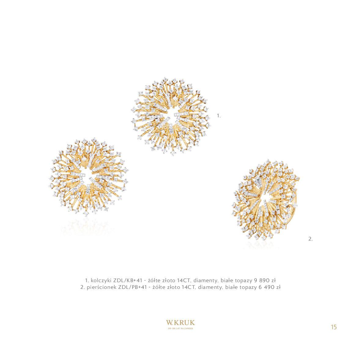 Gazetka W. KRUK: Katalog - Kolekcja Blask 2021-02-17 page-16