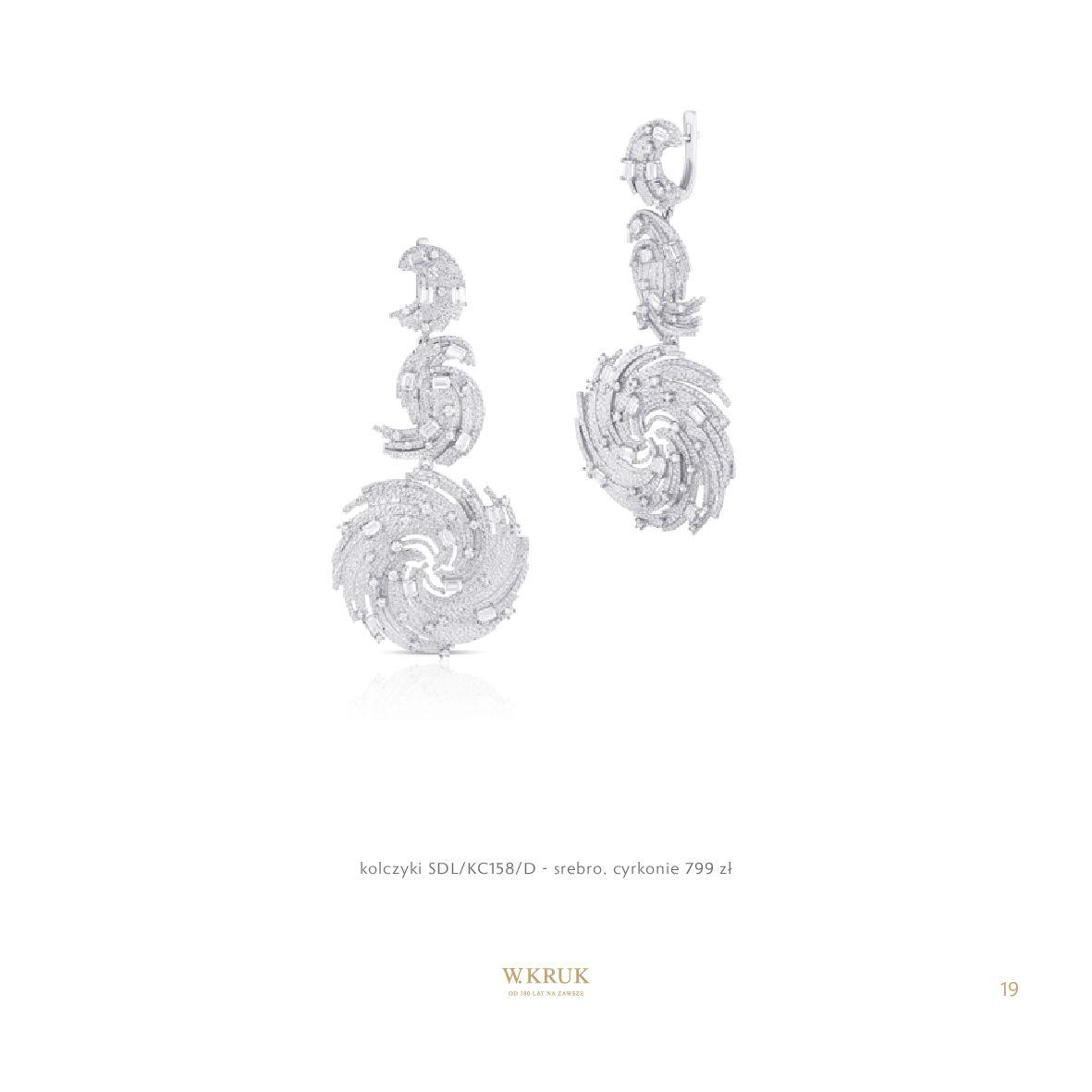 Gazetka W. KRUK: Katalog - Kolekcja Blask 2021-02-17 page-20