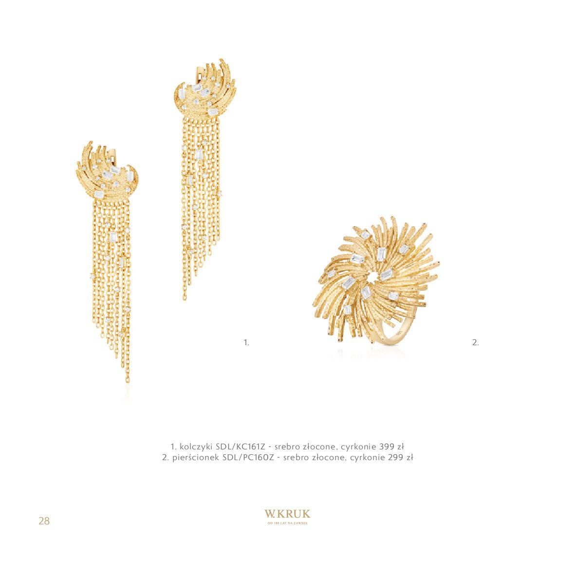 Gazetka W. KRUK: Katalog - Kolekcja Blask 2021-02-17 page-29