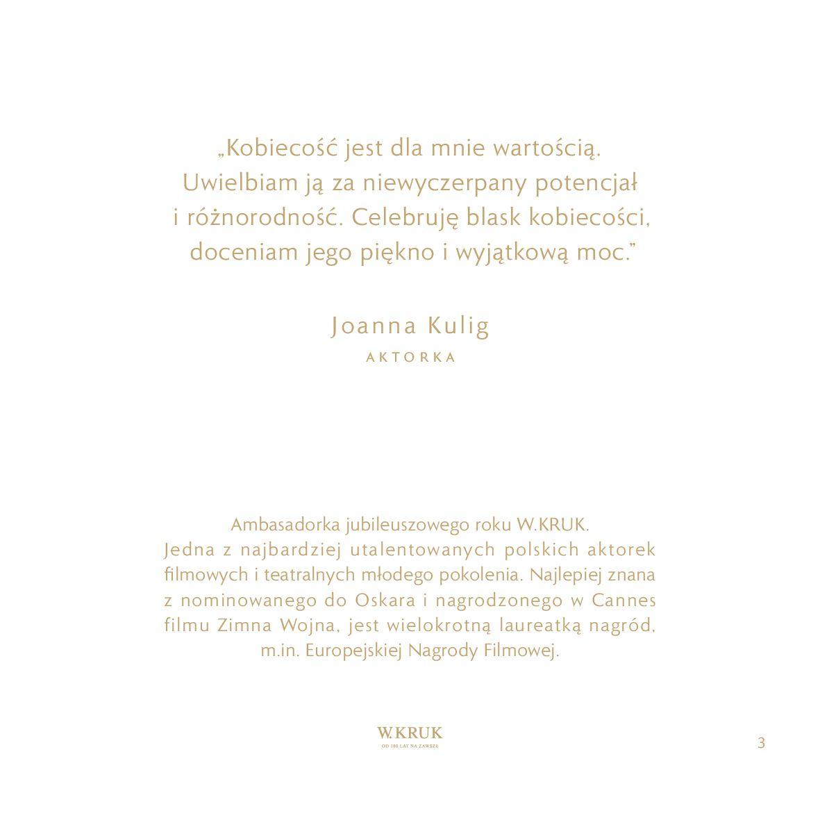 Gazetka W. KRUK: Katalog - Kolekcja Blask 2021-02-17 page-4