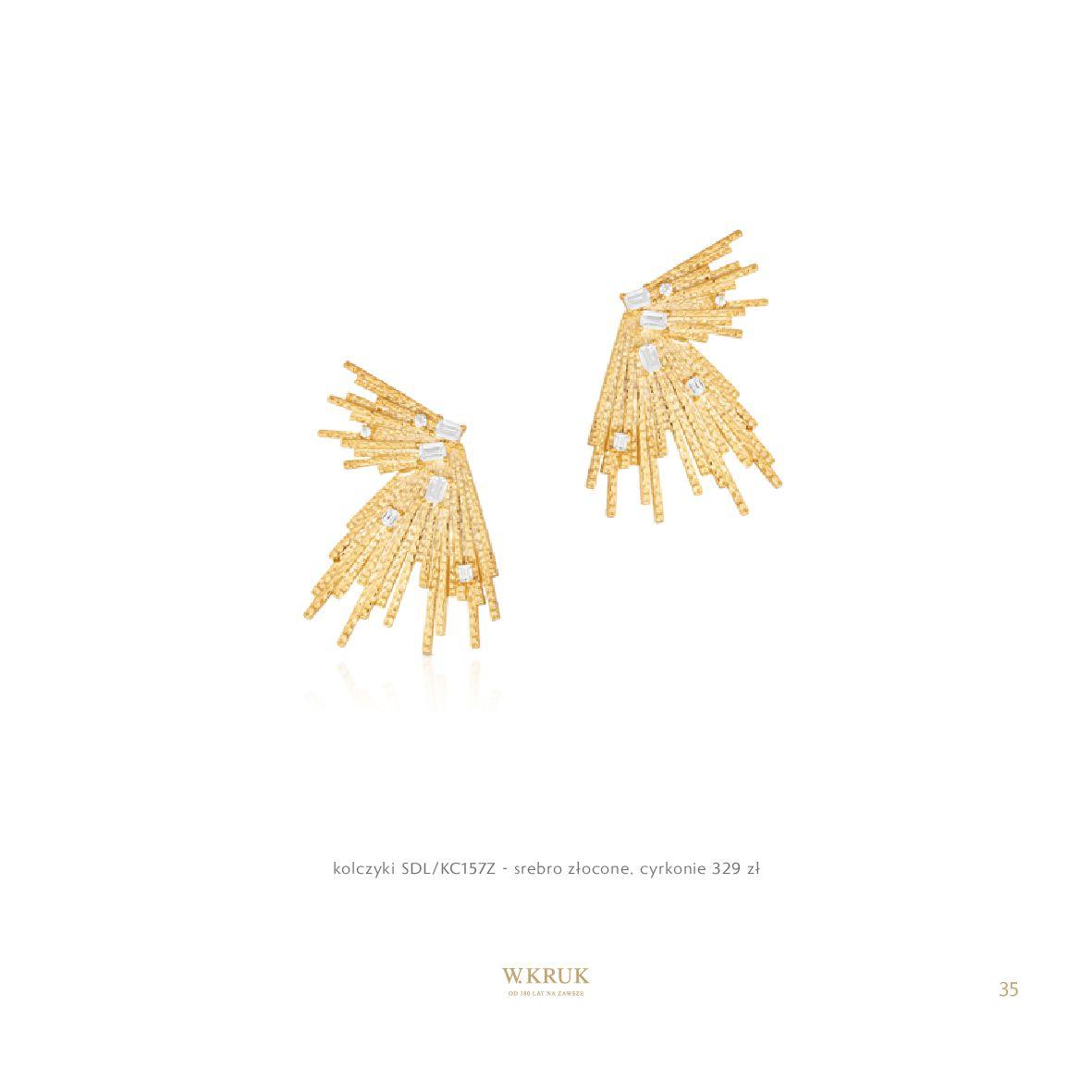 Gazetka W. KRUK: Katalog - Kolekcja Blask 2021-02-17 page-36