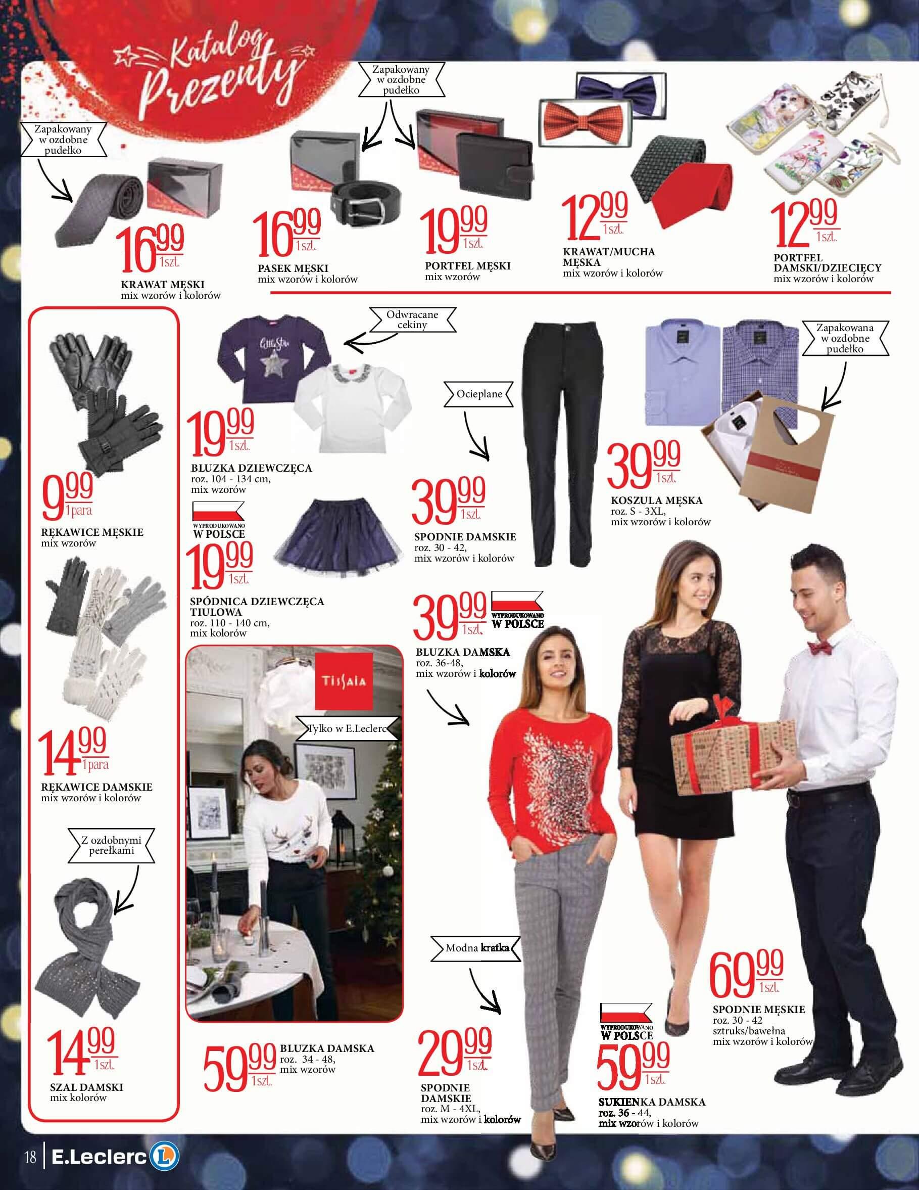 Gazetka E.Leclerc - Katalog Prezenty-03.12.2018-16.12.2018-page-