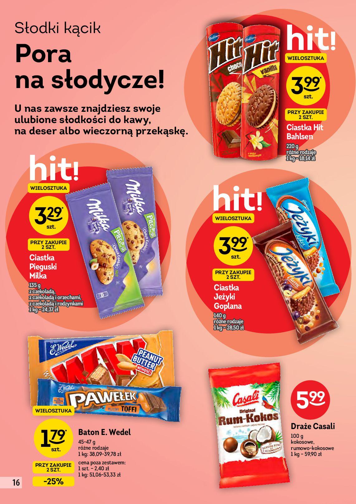 Gazetka Żabka - Gazetka promocyjna-04.02.2020-18.02.2020-page-16
