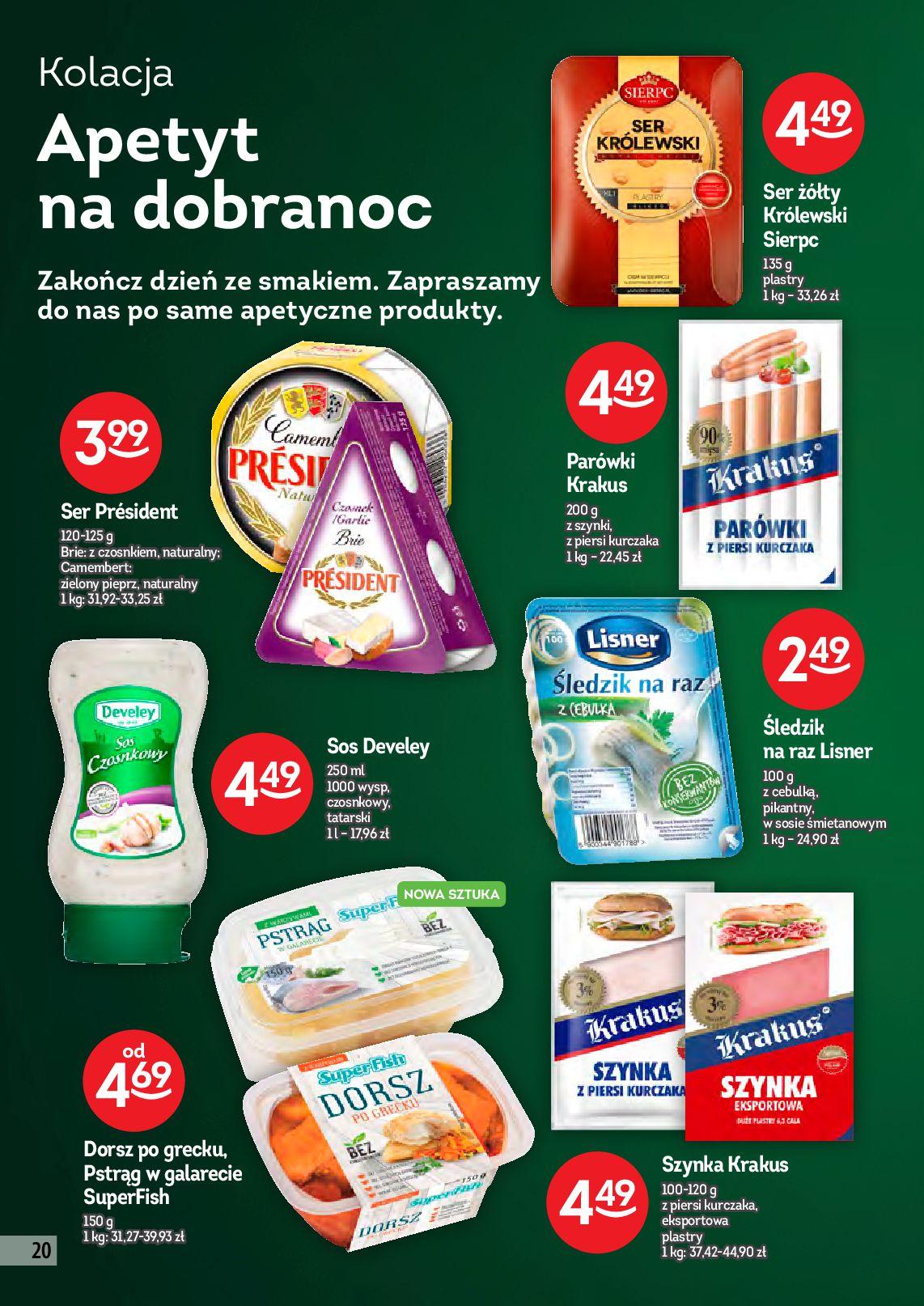 Gazetka Żabka - Gazetka promocyjna-04.02.2020-18.02.2020-page-20