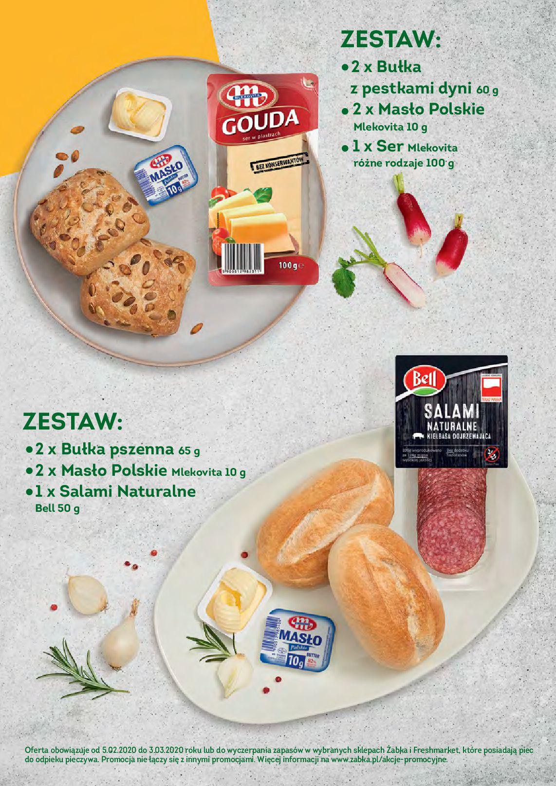 Gazetka Żabka - Gazetka promocyjna-04.02.2020-18.02.2020-page-3