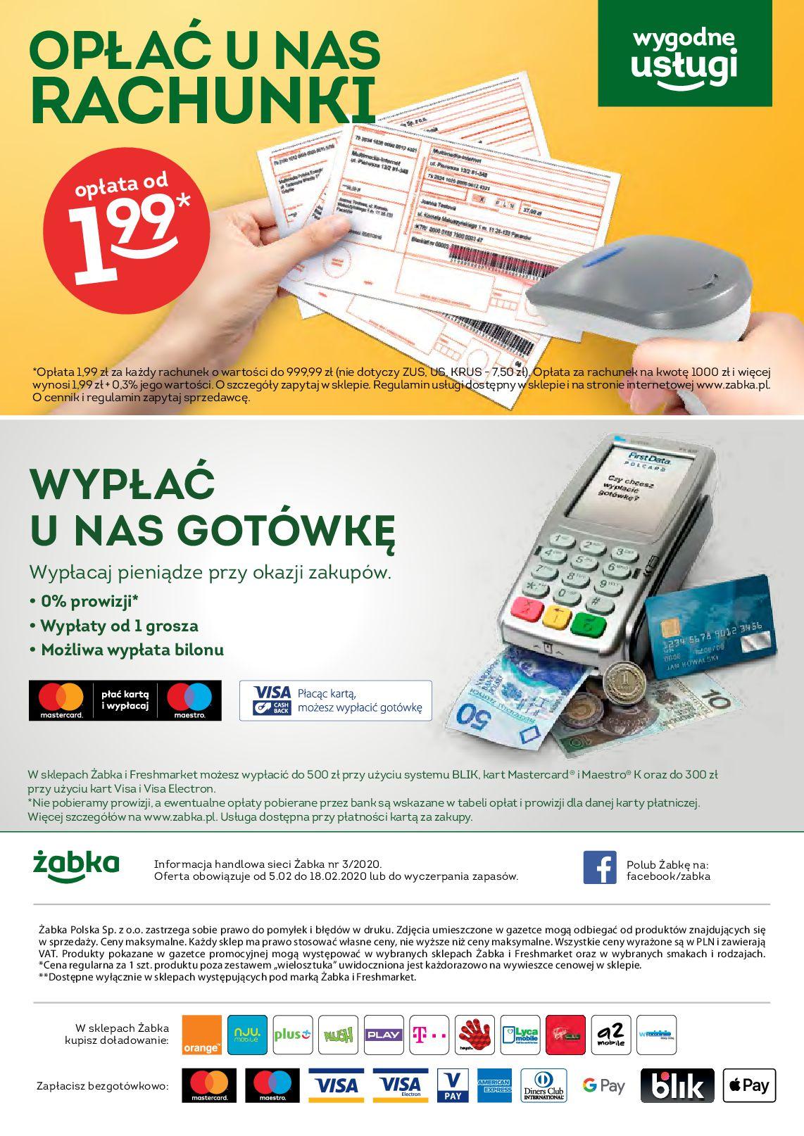 Gazetka Żabka - Gazetka promocyjna-04.02.2020-18.02.2020-page-24