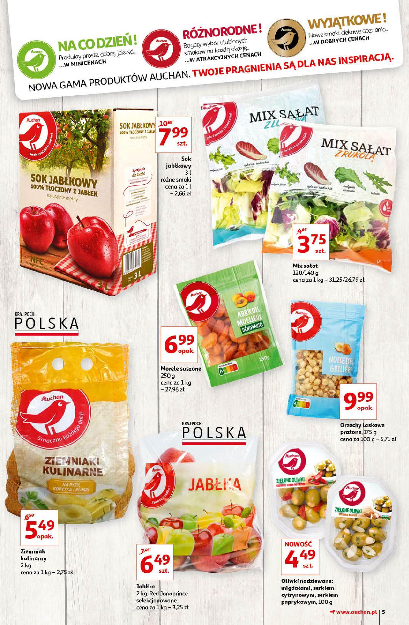 Gazetka Auchan - A love You Hipermarkety-12.02.2020-19.02.2020-page-5