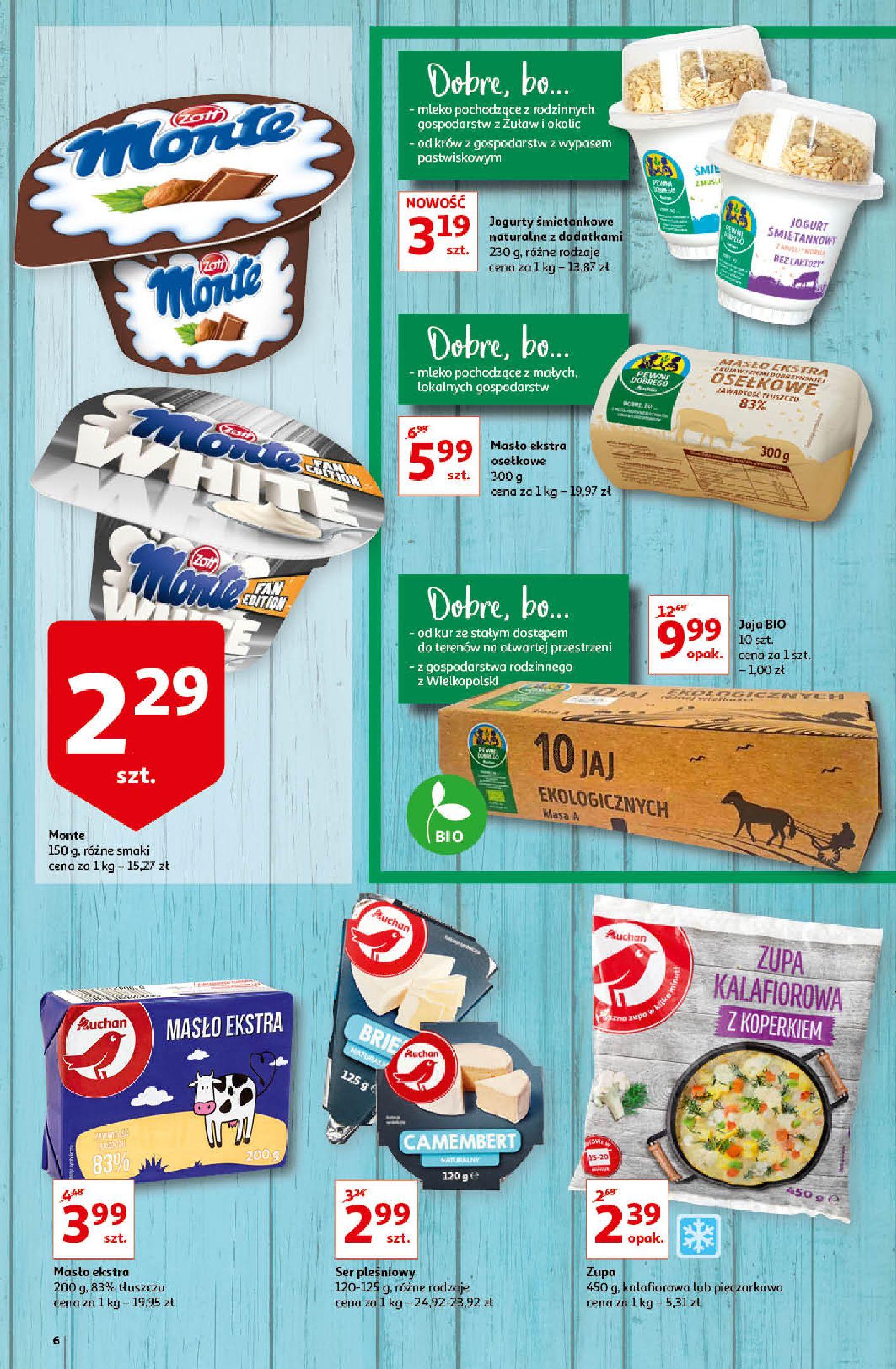 Gazetka Auchan - A love You Hipermarkety-12.02.2020-19.02.2020-page-6