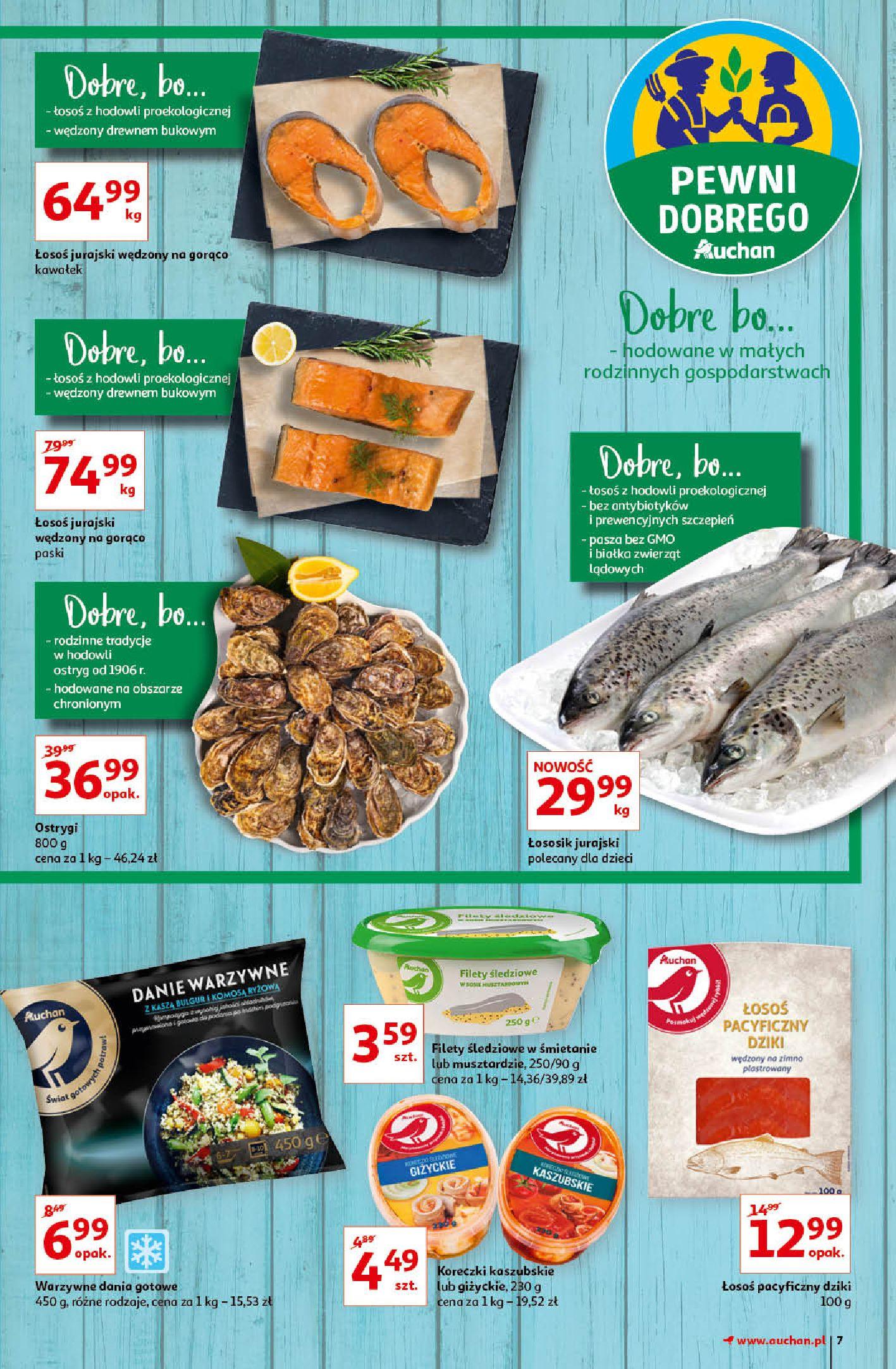 Gazetka Auchan - A love You Hipermarkety-12.02.2020-19.02.2020-page-7