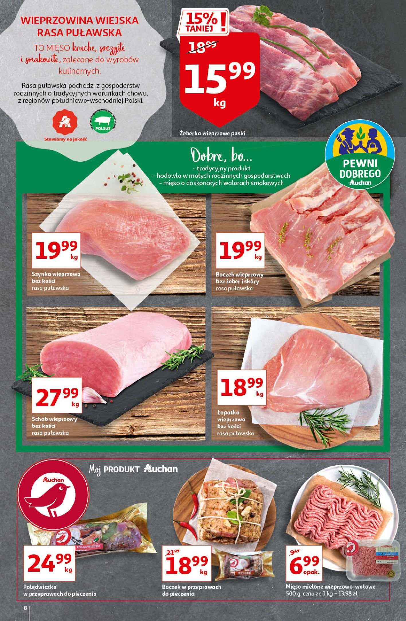 Gazetka Auchan - A love You Hipermarkety-12.02.2020-19.02.2020-page-8