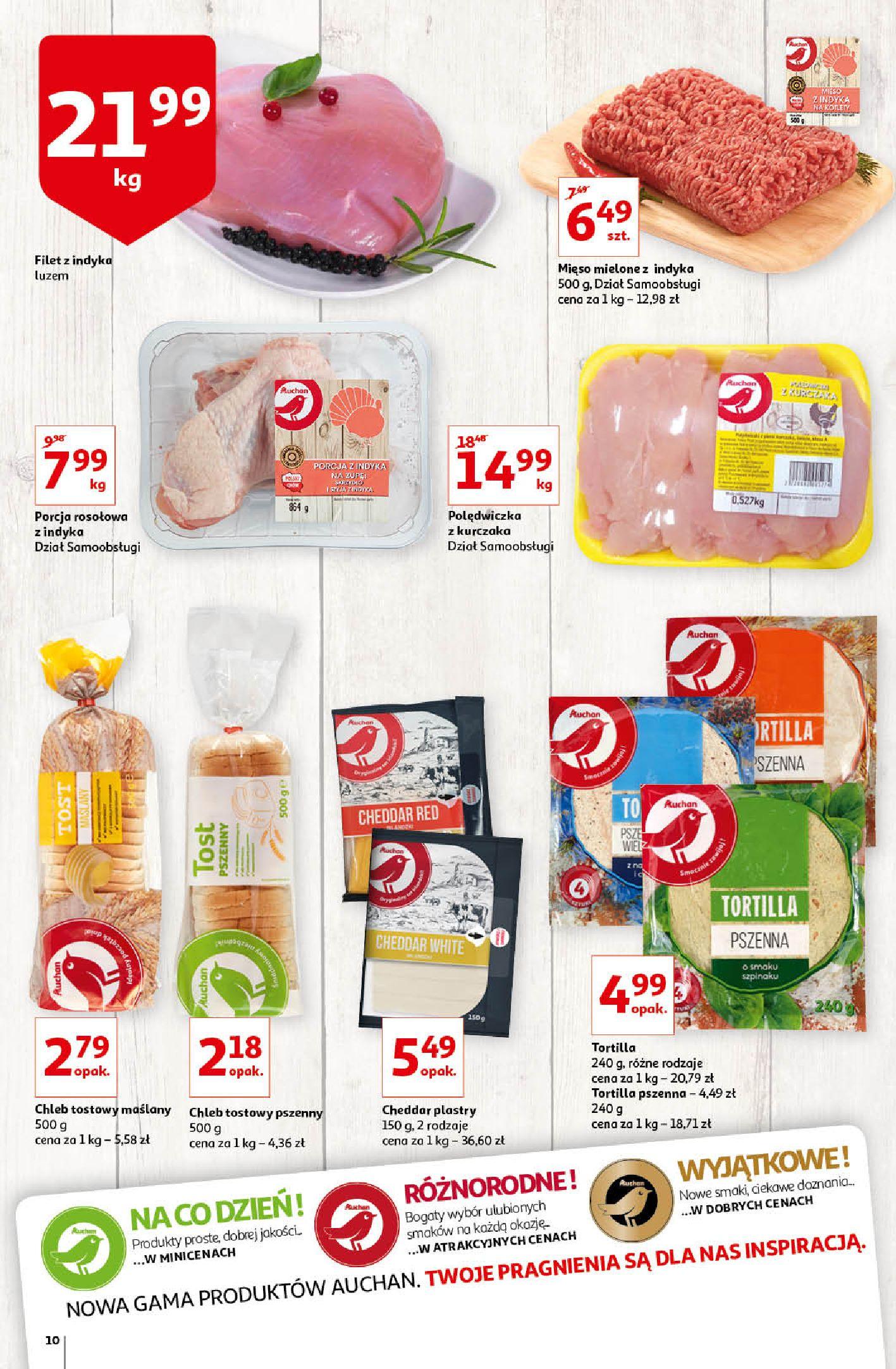 Gazetka Auchan - A love You Hipermarkety-12.02.2020-19.02.2020-page-10