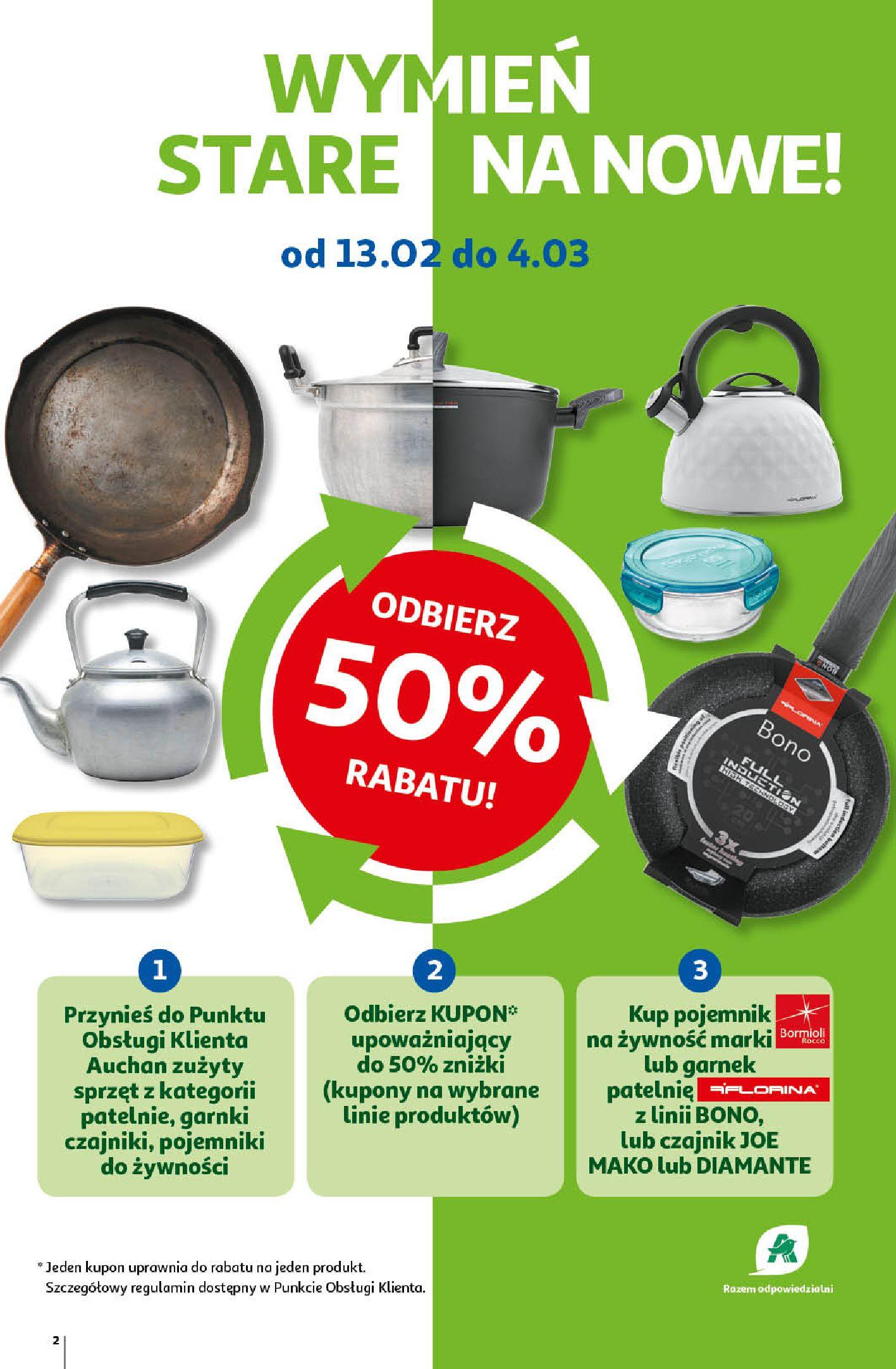 Gazetka Auchan - A love You Hipermarkety-12.02.2020-19.02.2020-page-2