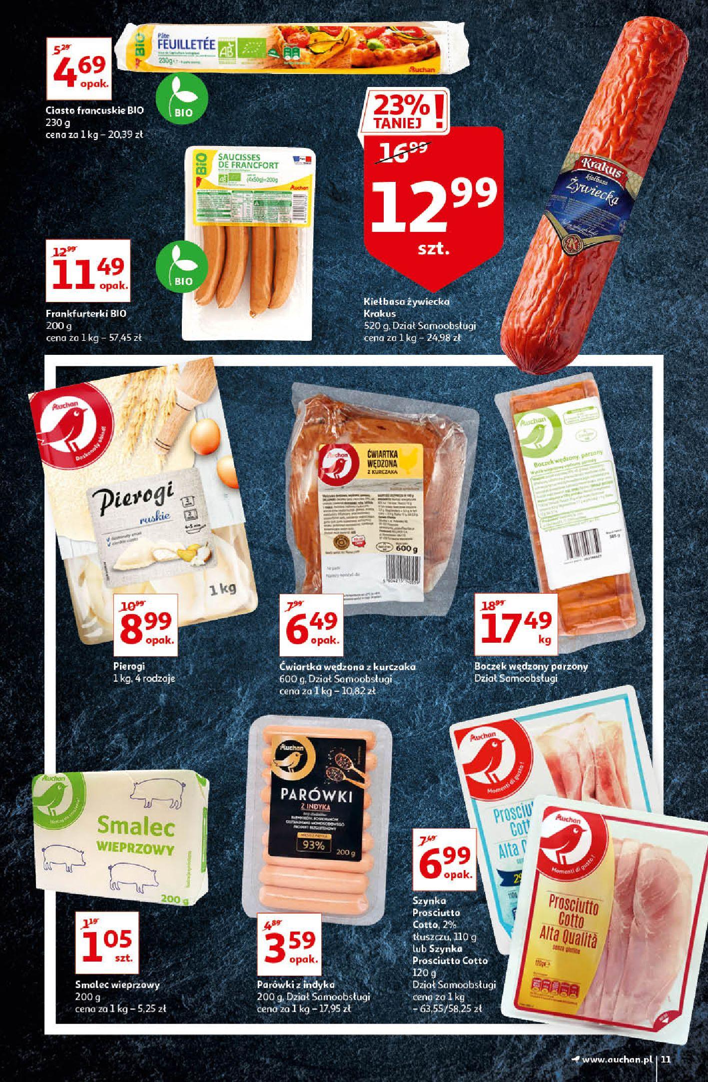 Gazetka Auchan - A love You Hipermarkety-12.02.2020-19.02.2020-page-11