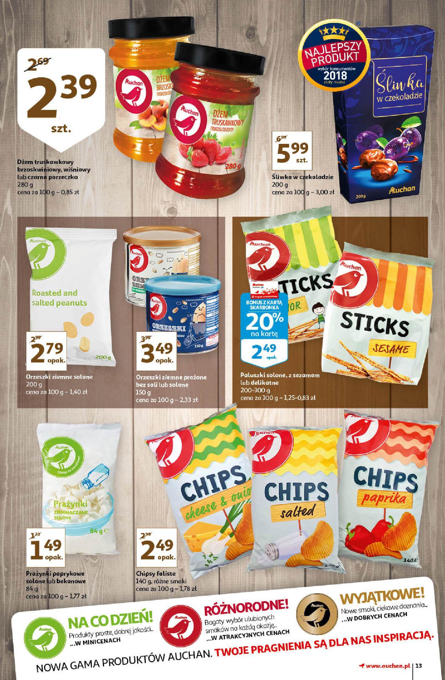 Gazetka Auchan - A love You Hipermarkety-12.02.2020-19.02.2020-page-13