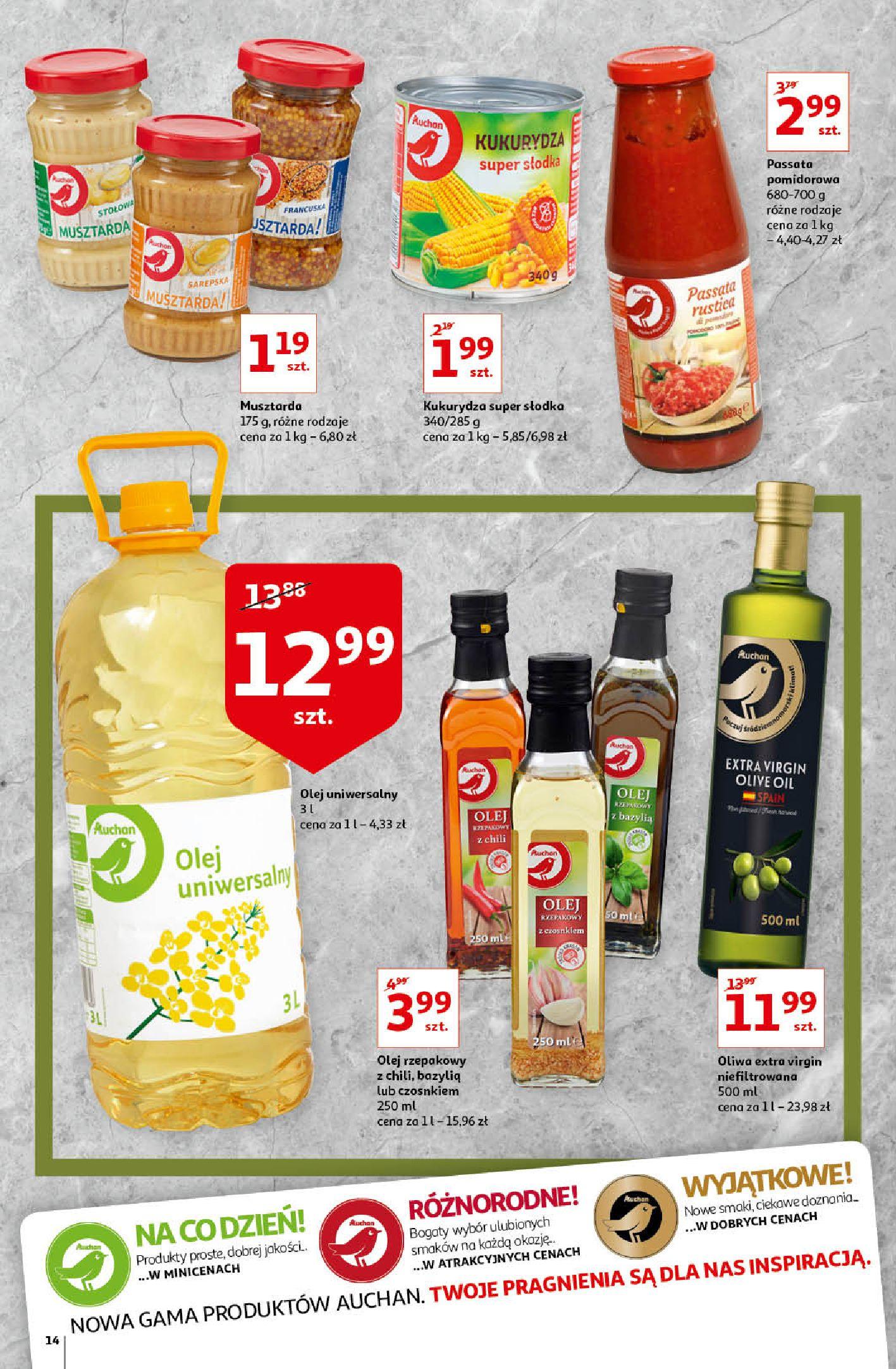 Gazetka Auchan - A love You Hipermarkety-12.02.2020-19.02.2020-page-14