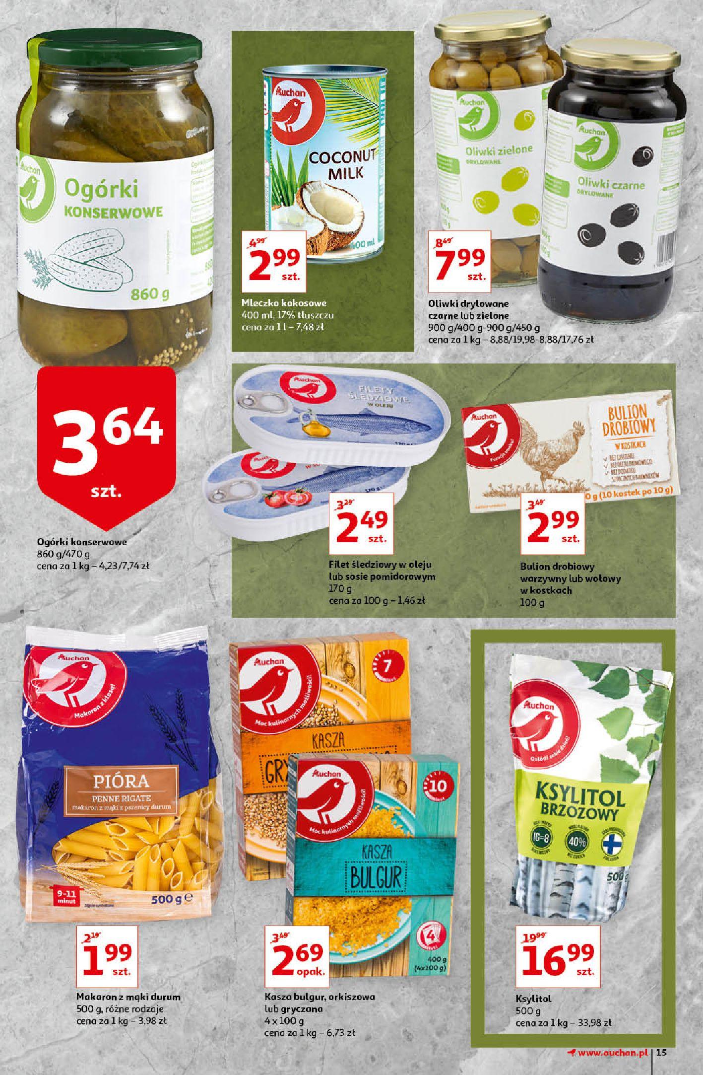 Gazetka Auchan - A love You Hipermarkety-12.02.2020-19.02.2020-page-15