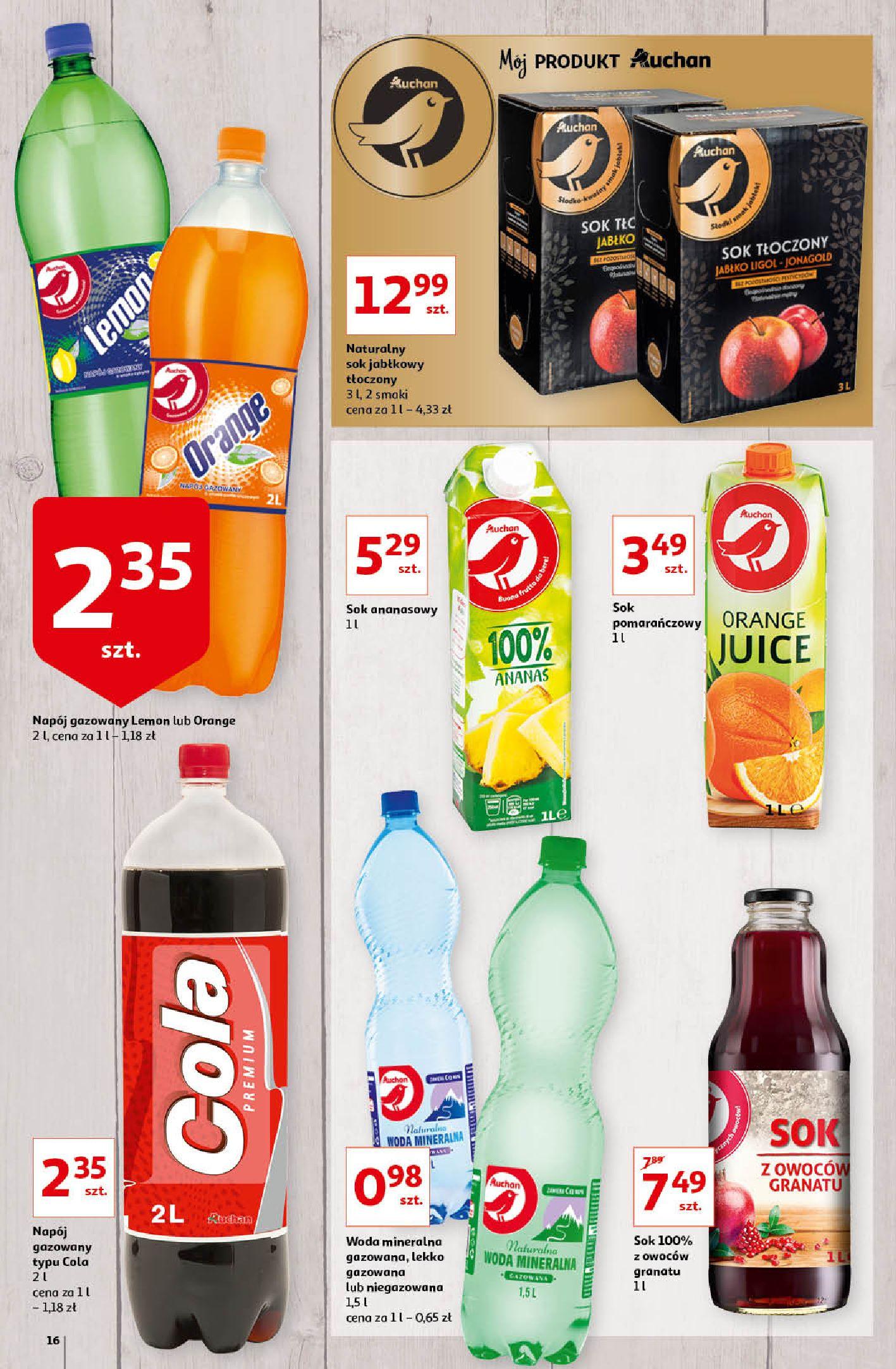 Gazetka Auchan - A love You Hipermarkety-12.02.2020-19.02.2020-page-16