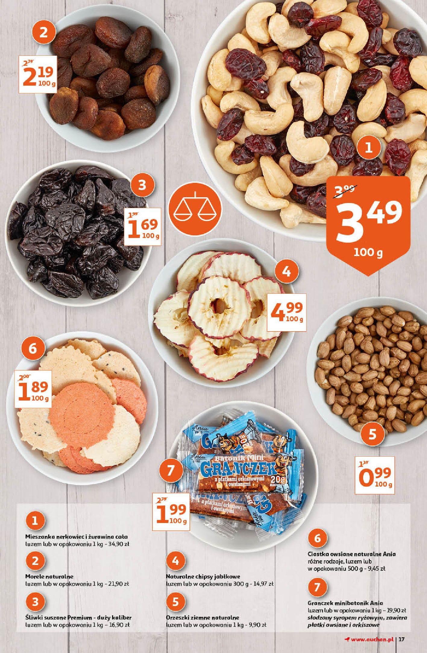 Gazetka Auchan - A love You Hipermarkety-12.02.2020-19.02.2020-page-17