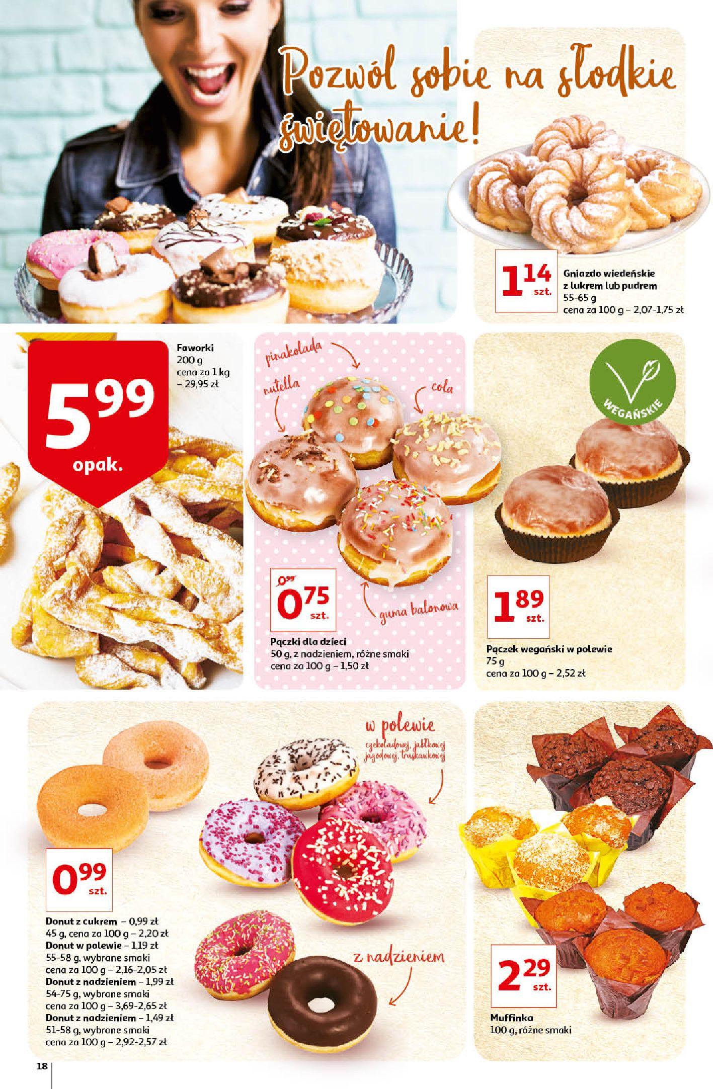 Gazetka Auchan - A love You Hipermarkety-12.02.2020-19.02.2020-page-18