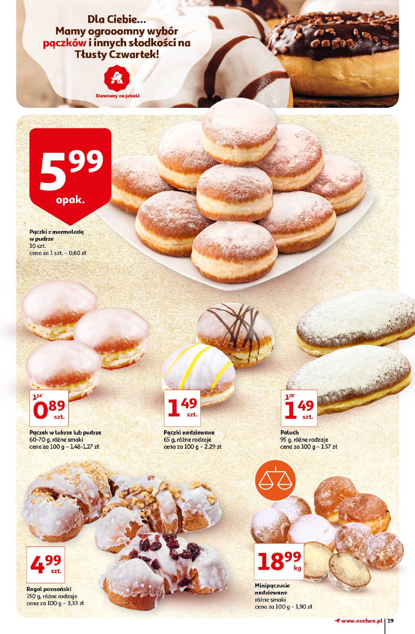 Gazetka Auchan - A love You Hipermarkety-12.02.2020-19.02.2020-page-19