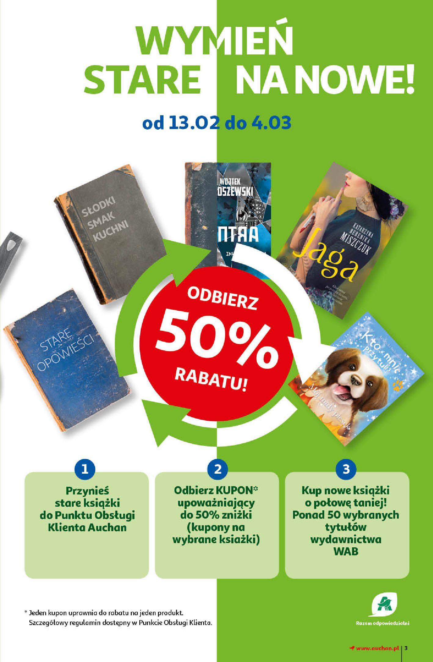 Gazetka Auchan - A love You Hipermarkety-12.02.2020-19.02.2020-page-3