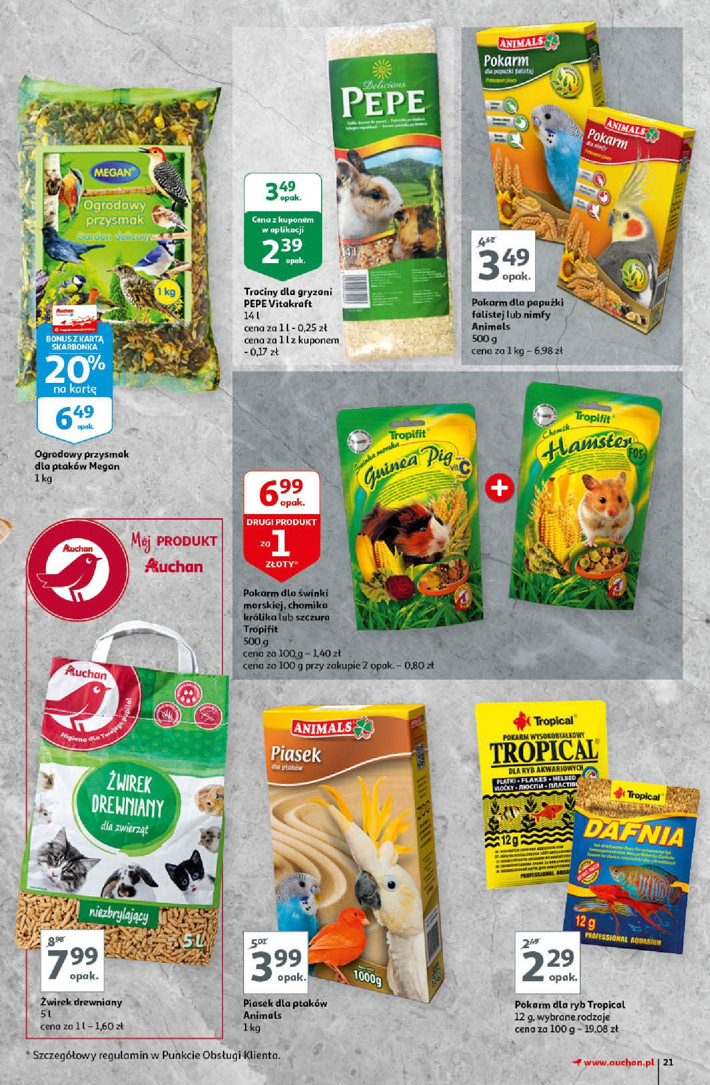 Gazetka Auchan - A love You Hipermarkety-12.02.2020-19.02.2020-page-21